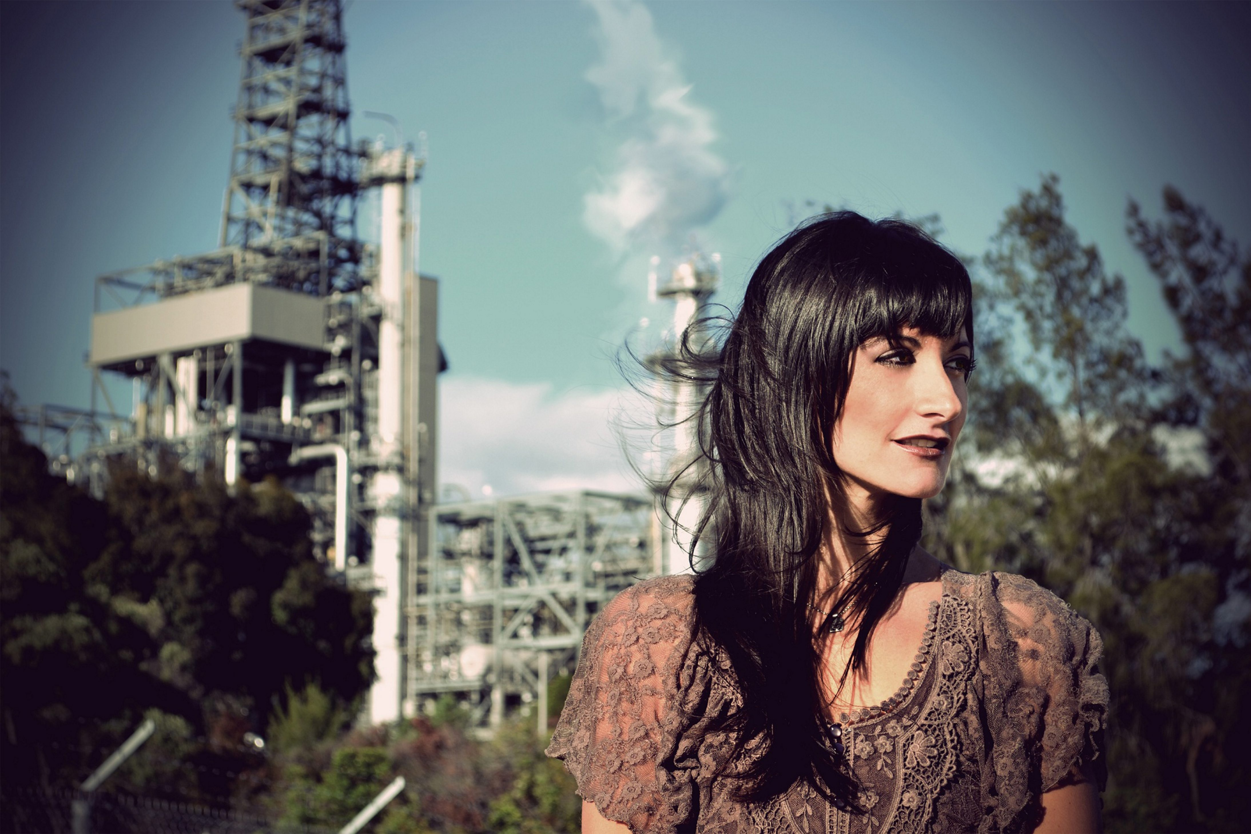 Corina Vacco hopes her book adds to the conversation about industrial pollution.