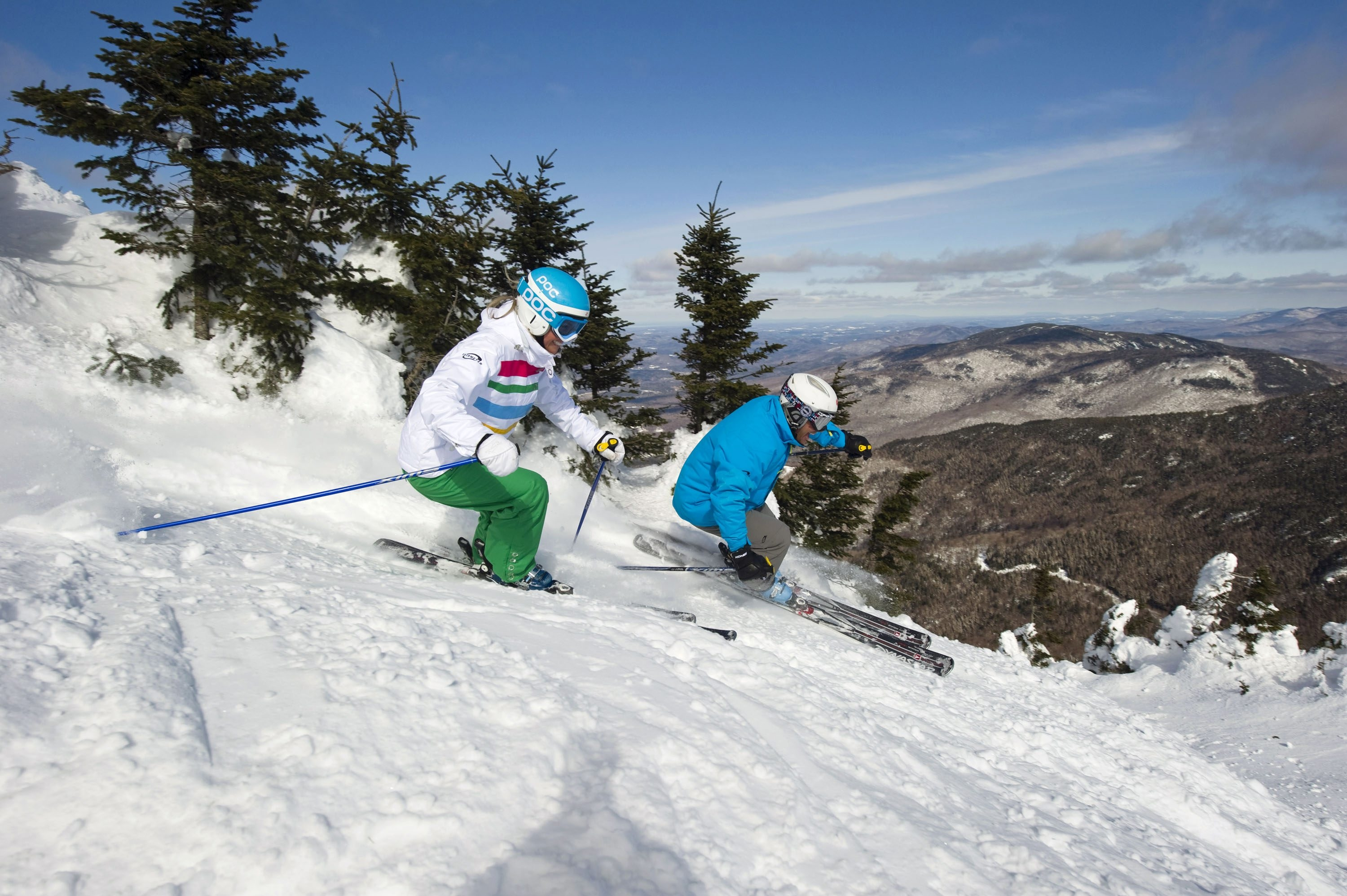 The most talked about injury in skiing is the torn anterior cruciate ligament in the knee. Experts say the best way to avoid injuries is proper conditioning.