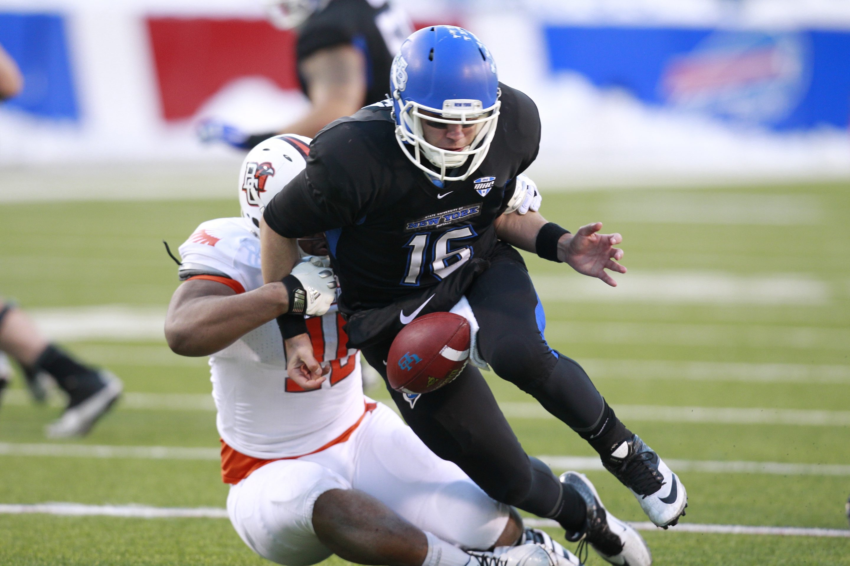 Despite Friday's loss to Bowling Green by Joe Licata and UB, the Bulls have a number of bowl possibilities.