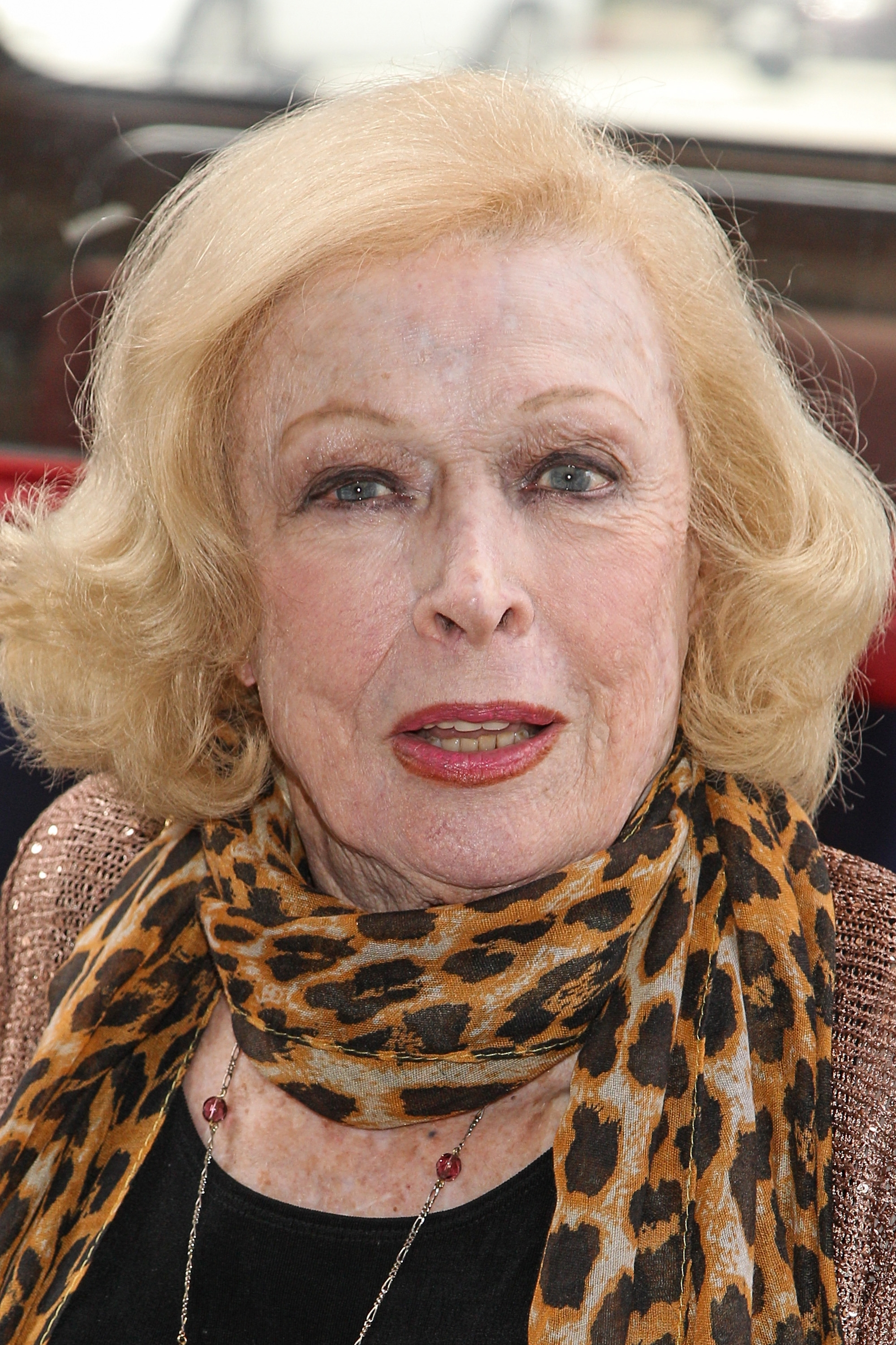 "Actress Jean Kean attends the world premiere of the musical ""ModRock""  at El Portal Theatre on June 23, 2013 in North Hollywood, California. Kean, best known as Ed Norton's beleaguered wife Trixie on a TV revival of ""The Honeymooners,"" has died. She was 90. Kean, of Toluca Lake, died Tuesday, Nov. 26, 2013, at Providence St. Joseph Medical Center in Burbank where she was taken after complications from a fall. (Photo by Paul A. Hebert/Invision/AP)"
