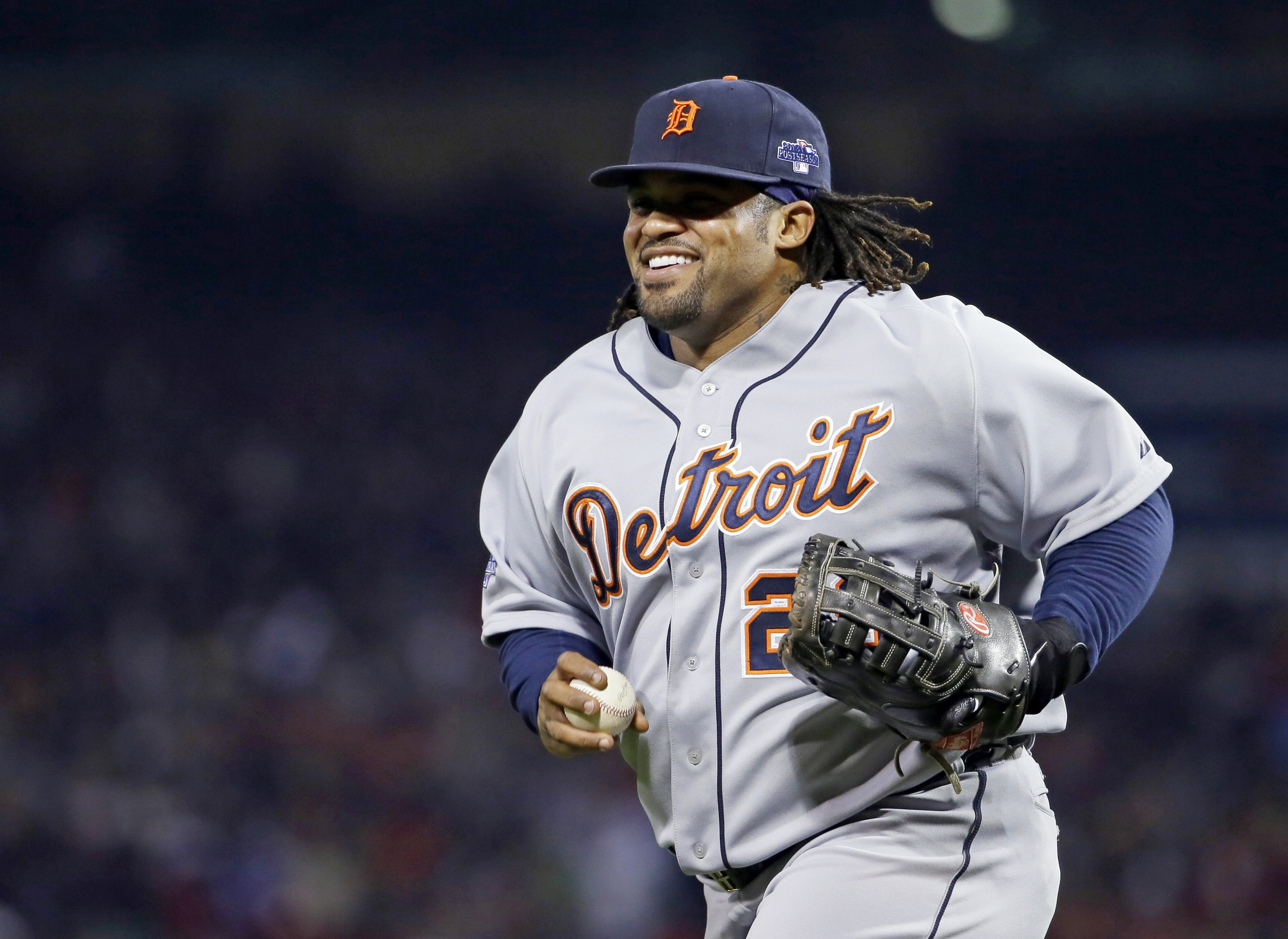 Prince Fielder will be wearing the uniform of the Texas Rangers in the future after his trade by the Tigers.