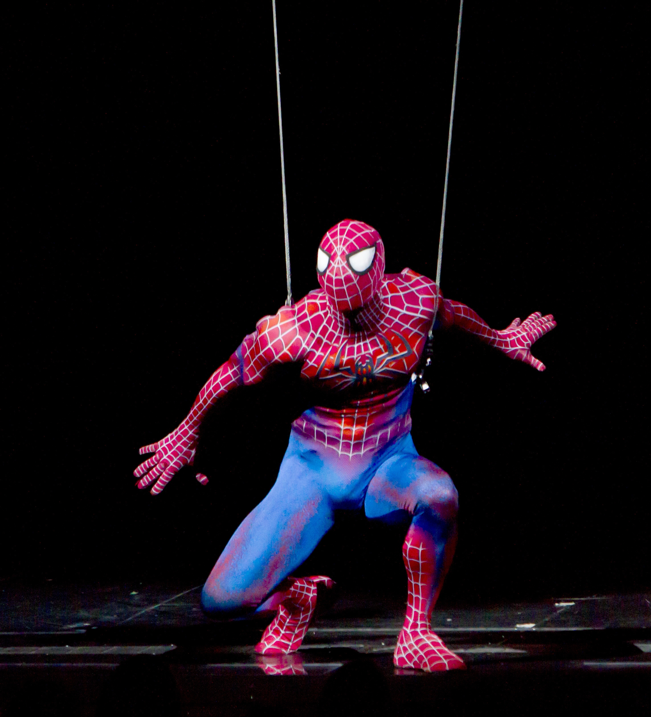 """""""Spider-Man: Turn Off the Dark"""" will close on Broadway in January and move to Las Vegas."""