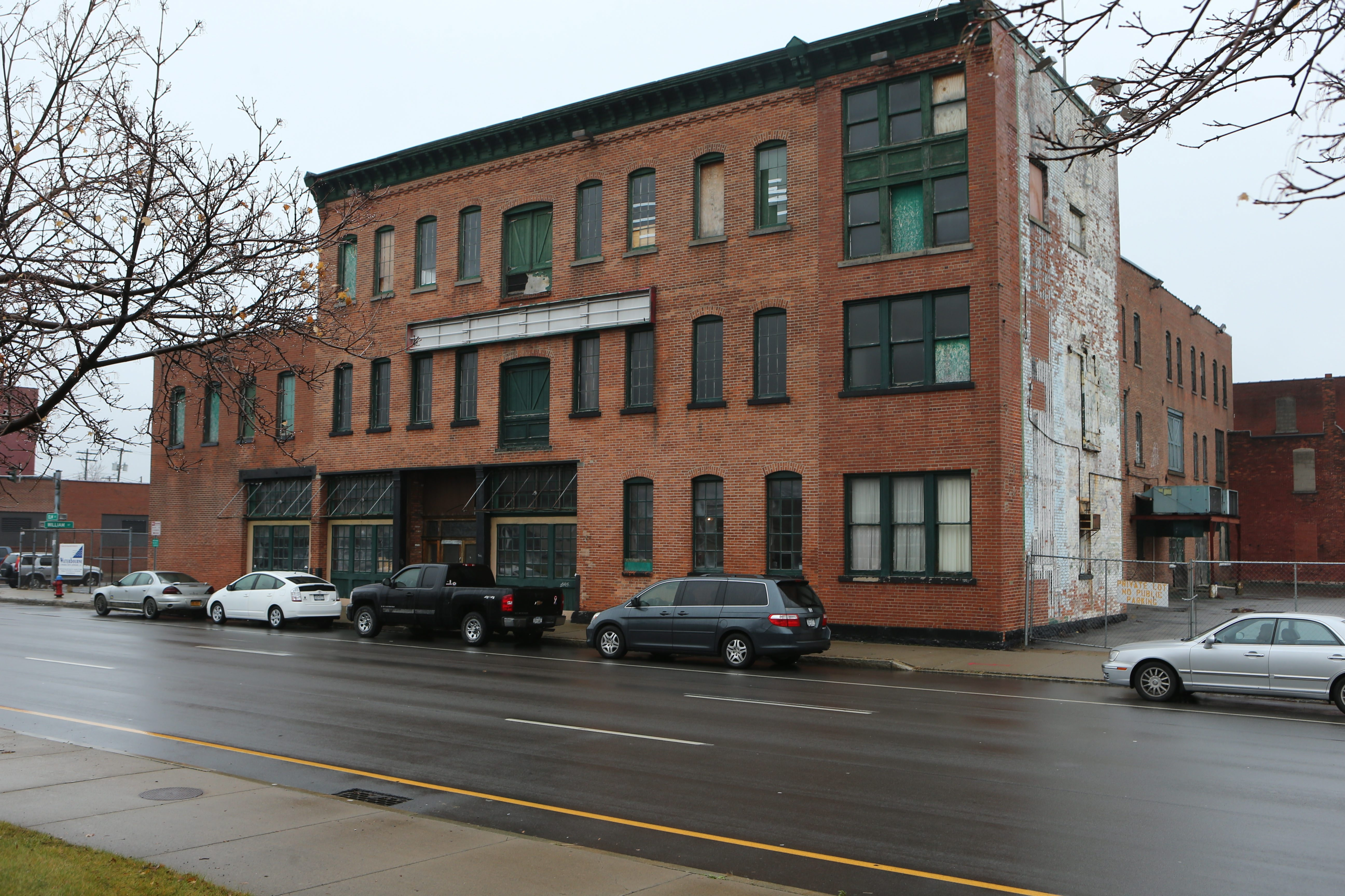 The former Spaghetti Warehouse restaurant at 141 Elm St. will be turned into apartments and office space by TM Montante.