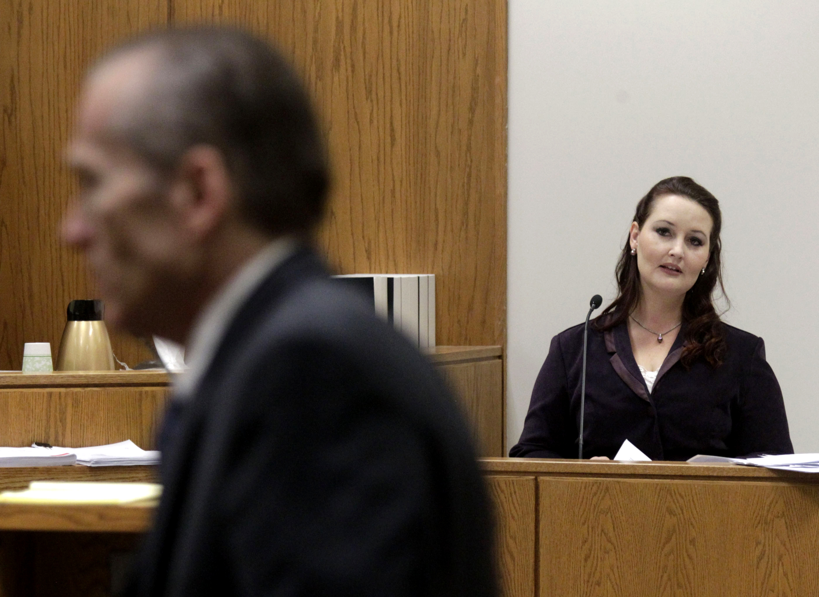 Gypsy Willis, who had an affair with Martin MacNeill, took the witness stand in his murder trial in 4th District Court in Provo, Utah. Prosecutors tried to show she was MacNeill's motive for killing his wife in 2007.