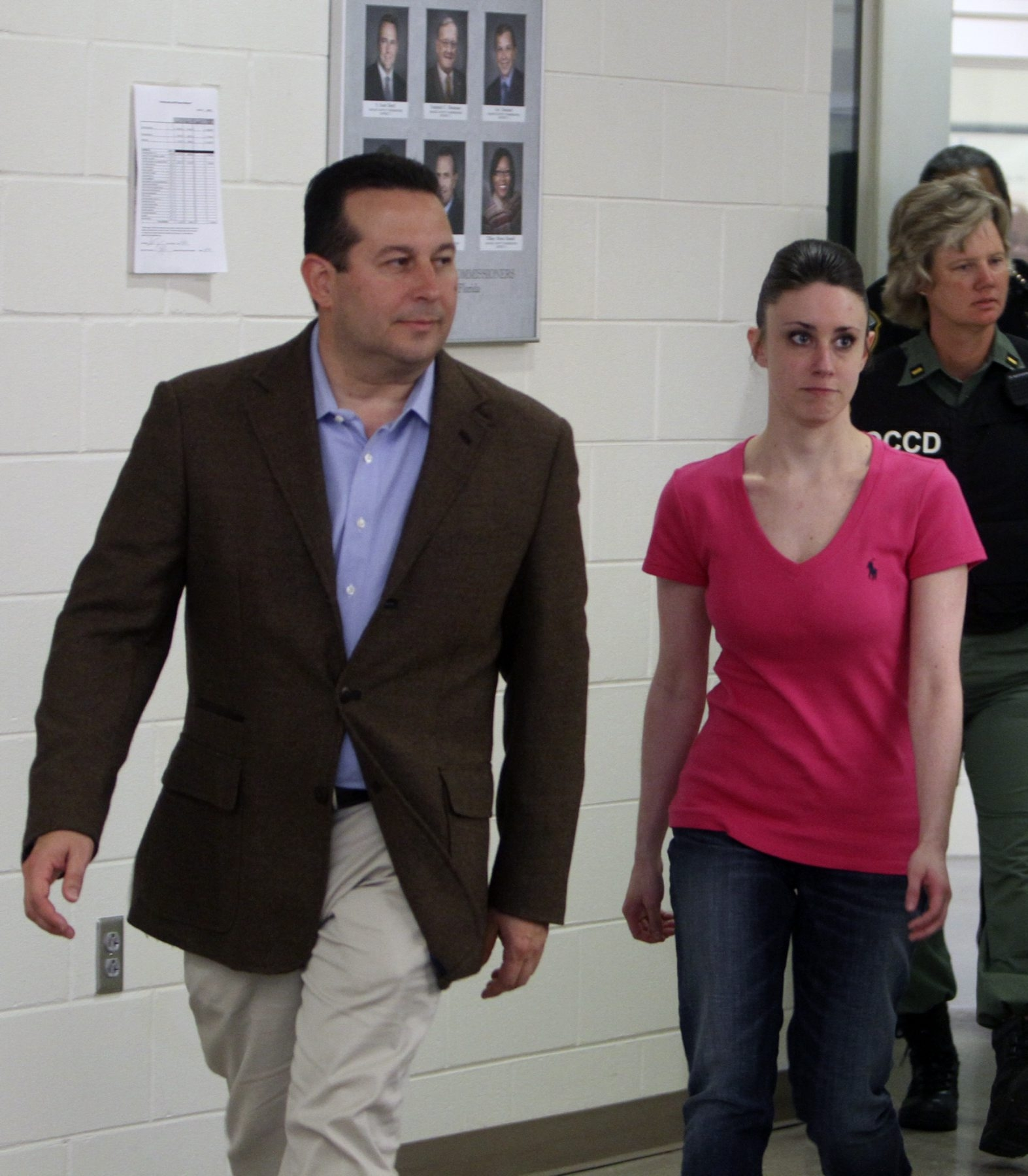 Jose Baez was able to discredit forensic evidence in the murder trial of Casey Anthony, right.