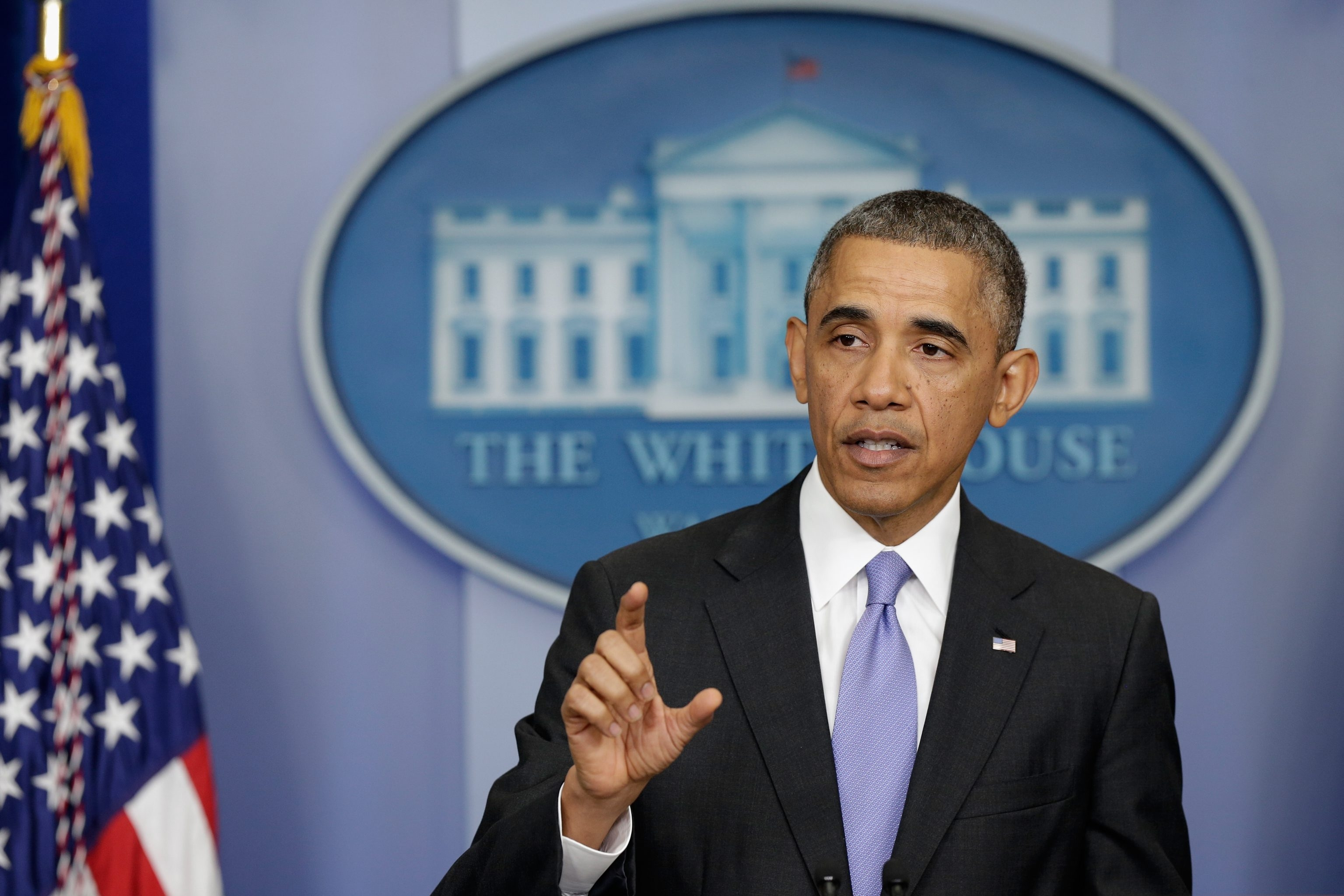President Obama aims for extension of a year on policies being canceled.