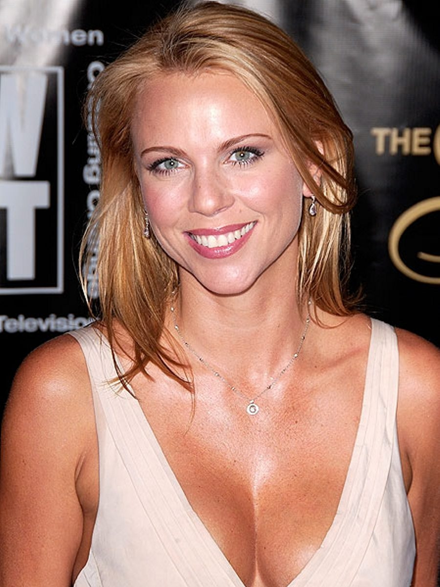 TV journalist Lara Logan was diagnosed with breast cancer in 2012.