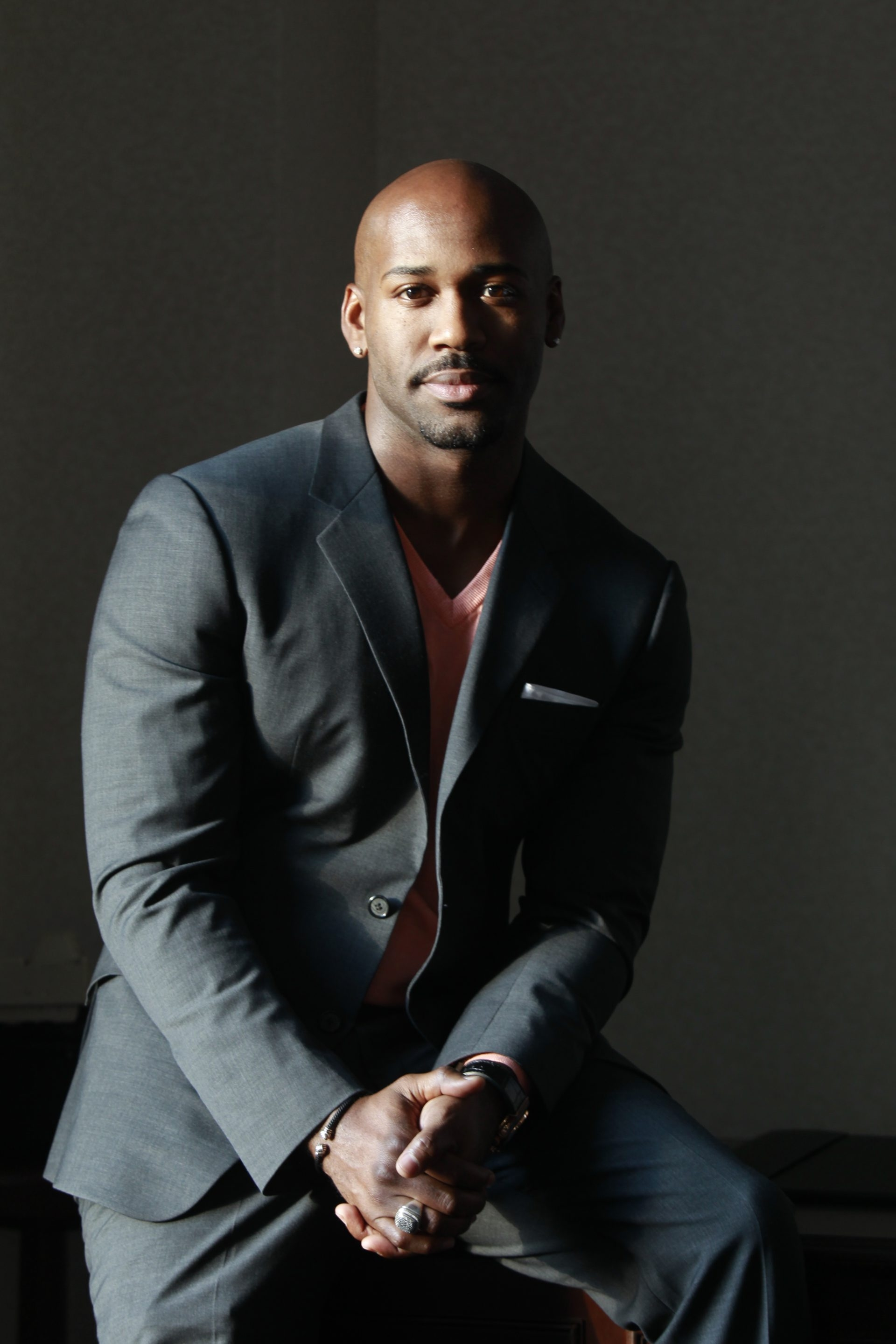 """Biggest Loser"" trainer Dolvett Quince says 95 percent of people who lose weight gain it back because of deprivation diets."