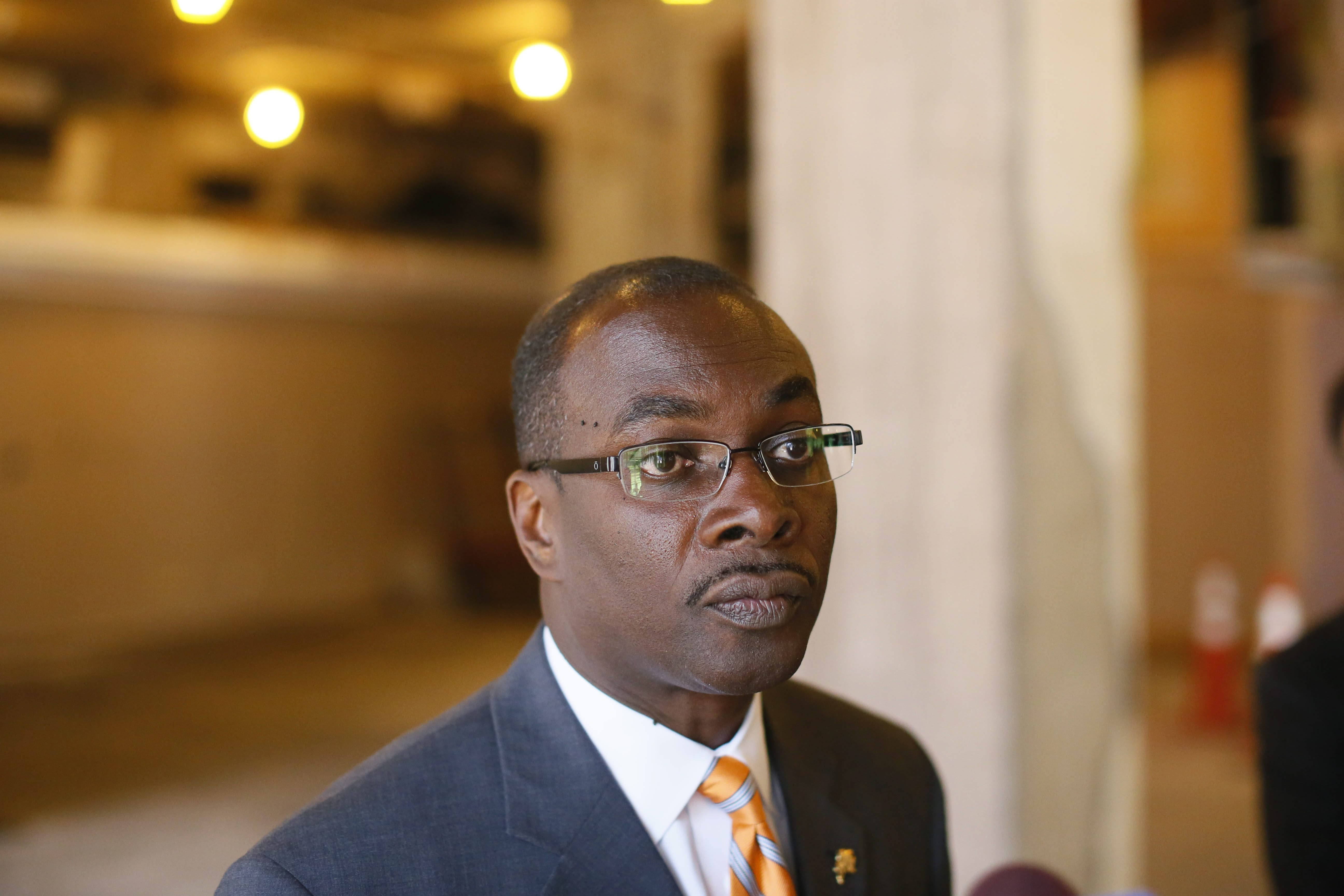 Mayor Byron W. Brown emphasized the positive, and ignored his Republican opponent, in a winning campaign.
