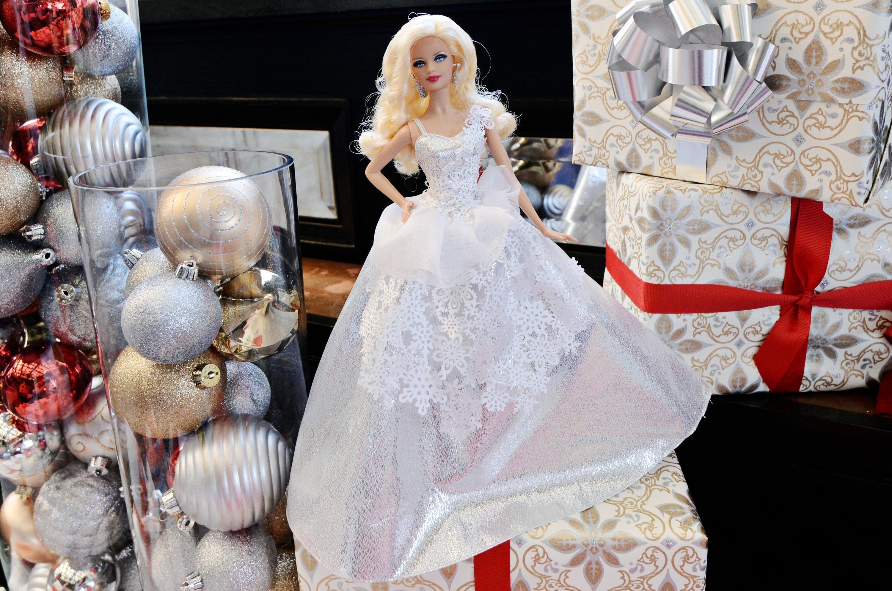 Mattel Inc.'s Holiday Barbie 2013 is expected to be a popular with toy shoppers this season.s