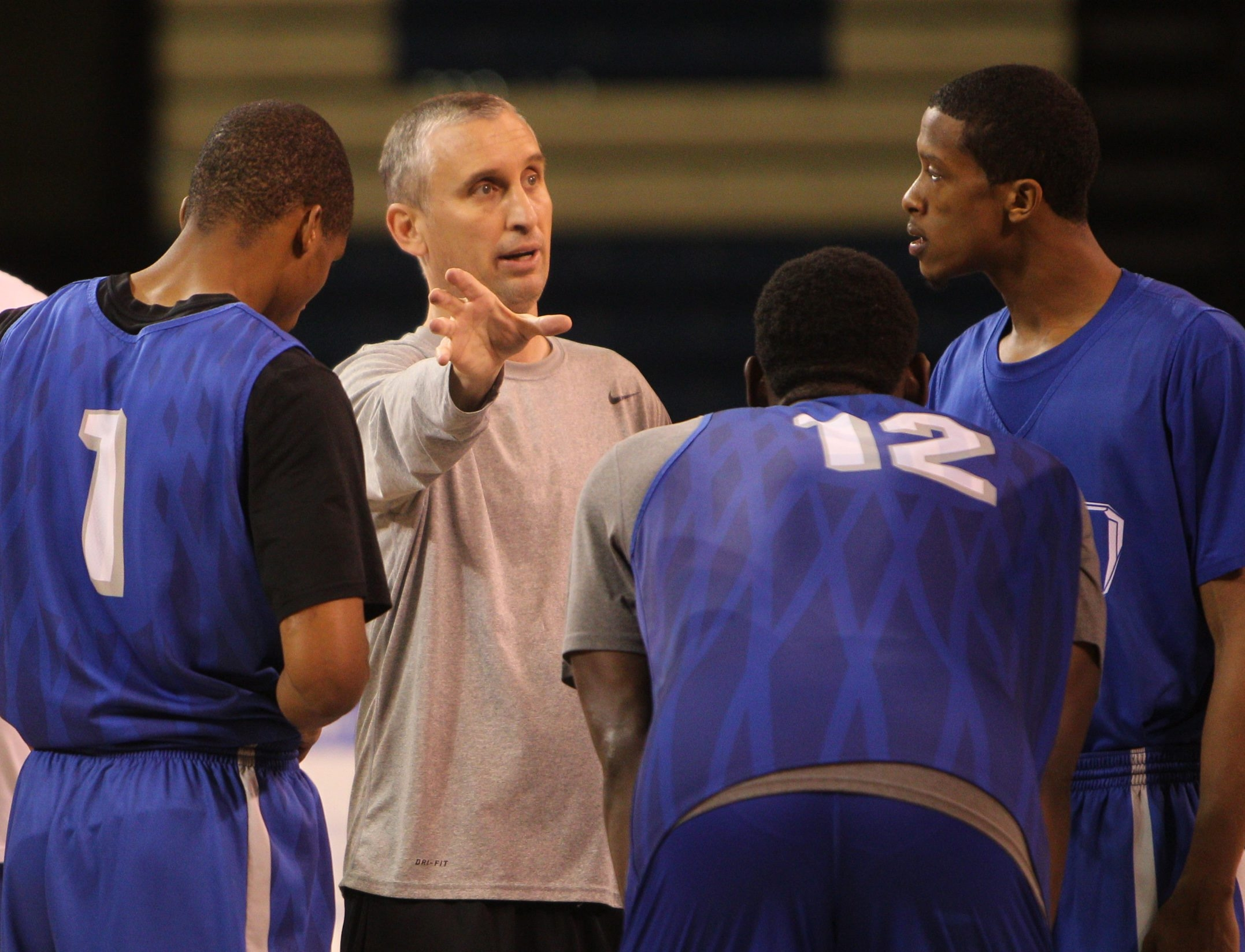 UB coach Bobby Hurley has changed the offensive strategy entering the season opener at Texas A&M.