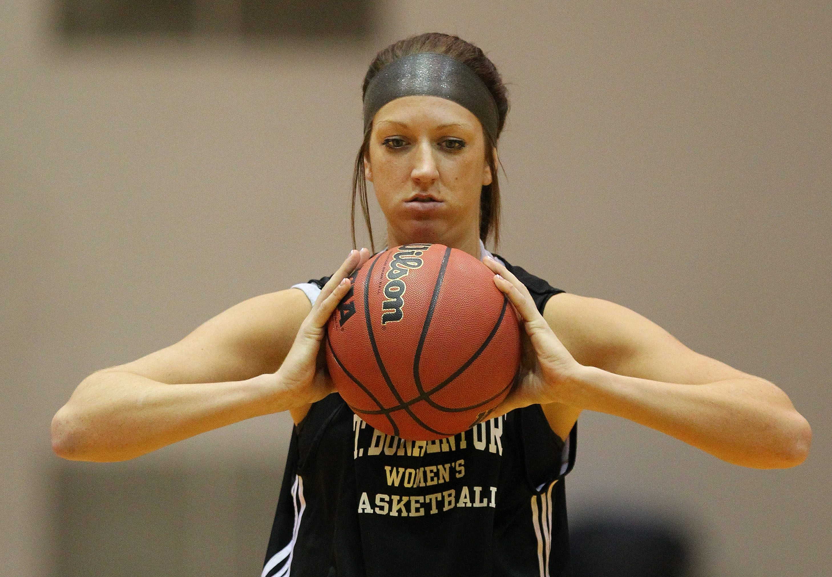 Lancaster native Katie Healy leads the returning cast at St. Bonaventure in scoring and rebounding.