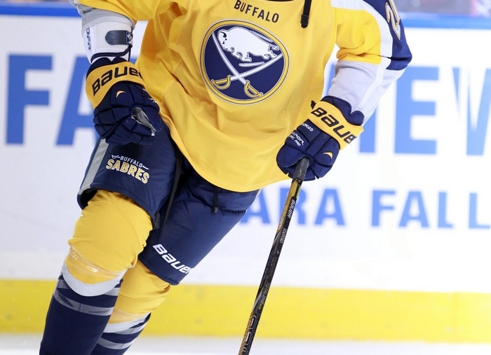 Ville Leino (23), Drew Stafford (21)  and Marcus Foligno (82), among the main culprits for the Sabres' scoring drought, have combined for just five goals in a total of 69 games played despite spending a lot of time on the top two lines.