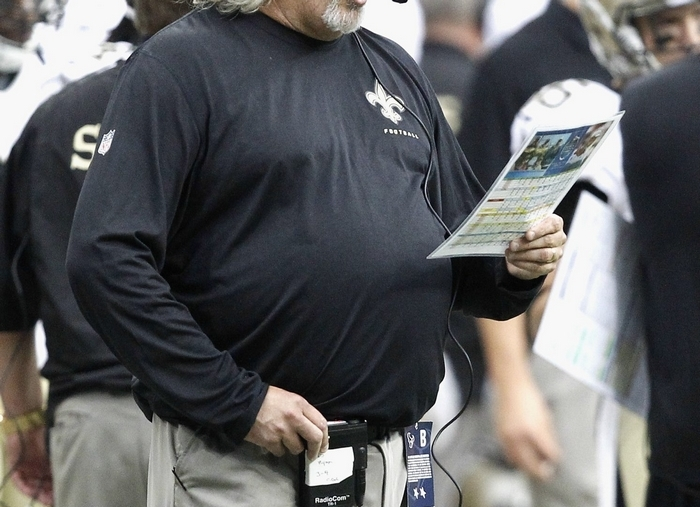 Rob Ryan was the fall guy in Dallas for the Cowboys' disappointing 2012 season, but he's the toast of New Orleans right now. (Getty Images)