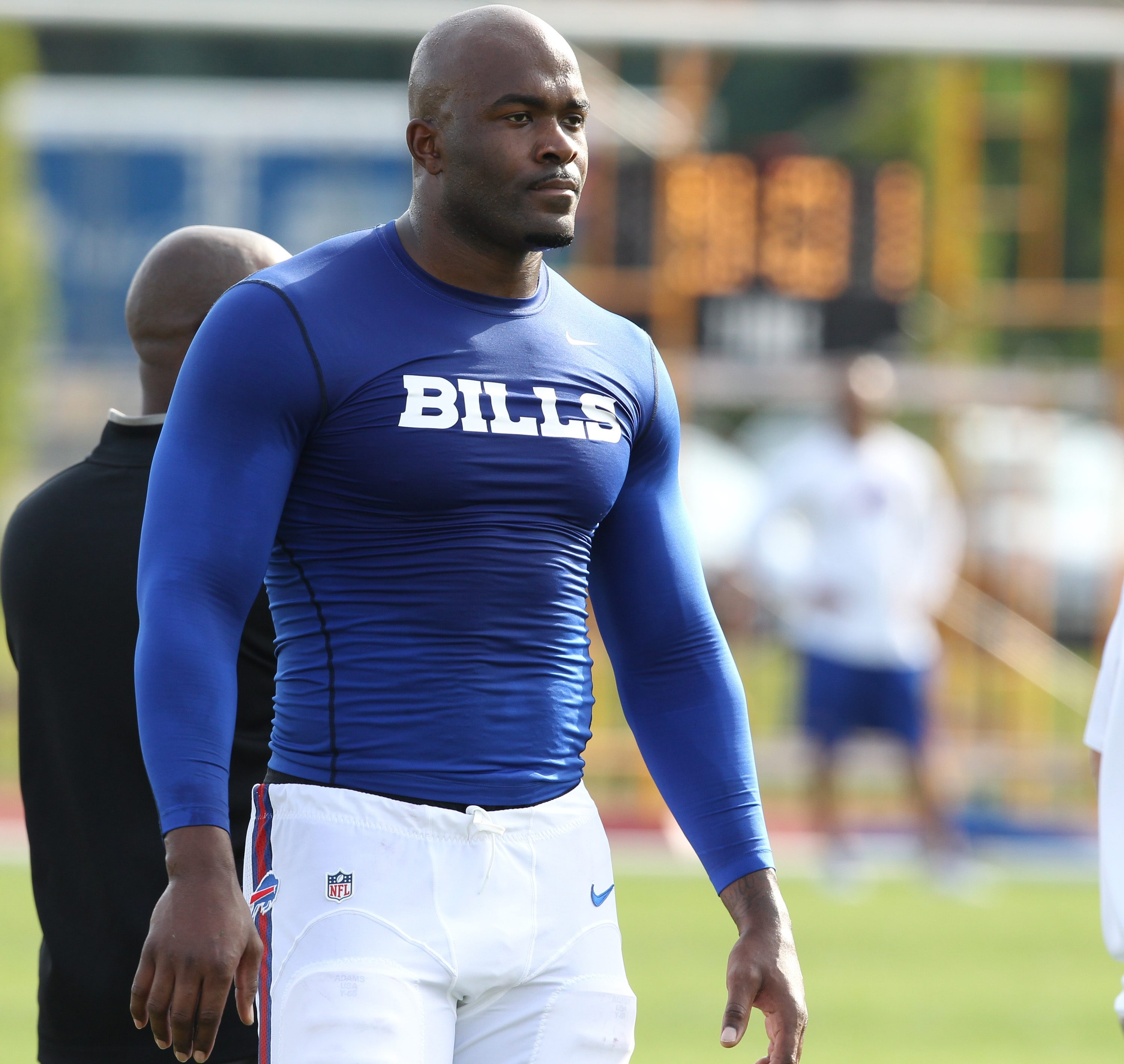 Mario Williams, whose 13 sacks rank third in the NFL, is going to the Pro Bowl along with Kyle Williams and Jairus Byrd.
