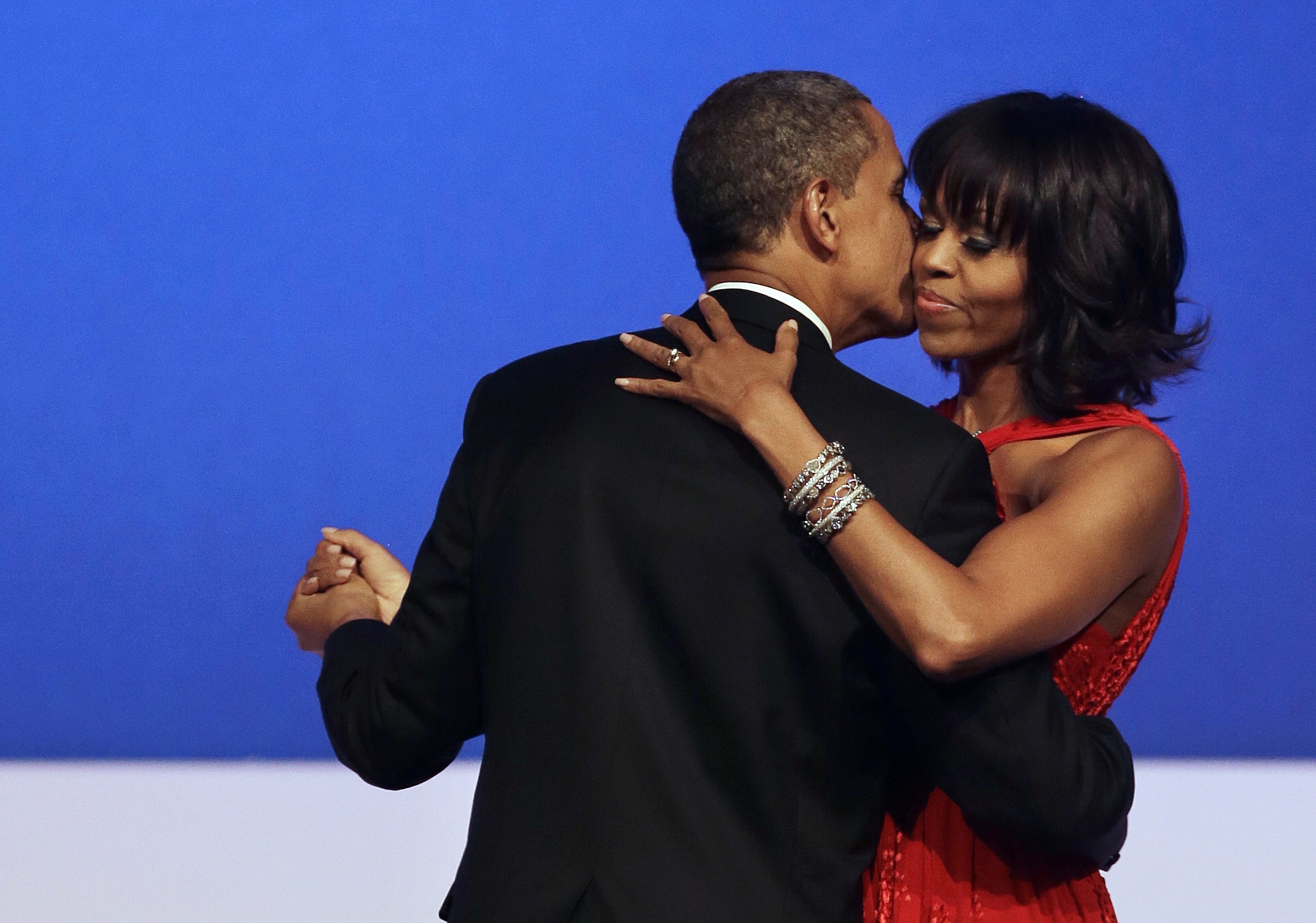Michelle Obama and the president will be dancing again at a White House gala Jan. 18 celebrating the 50th birthday of the first lady. Her birthday is actually Jan. 17.