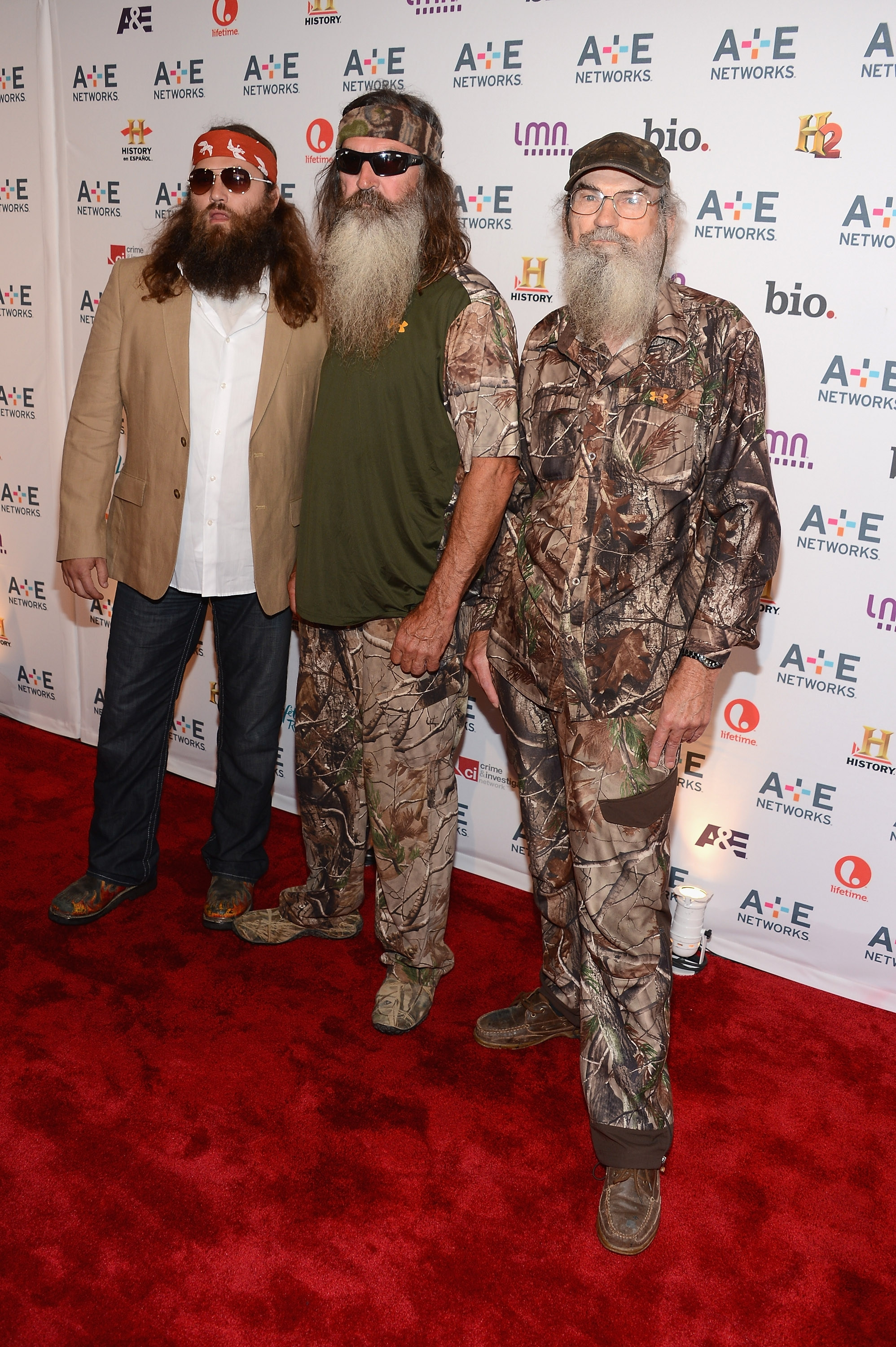 """Phil Robertson is back on """"Duck Dynasty."""""""
