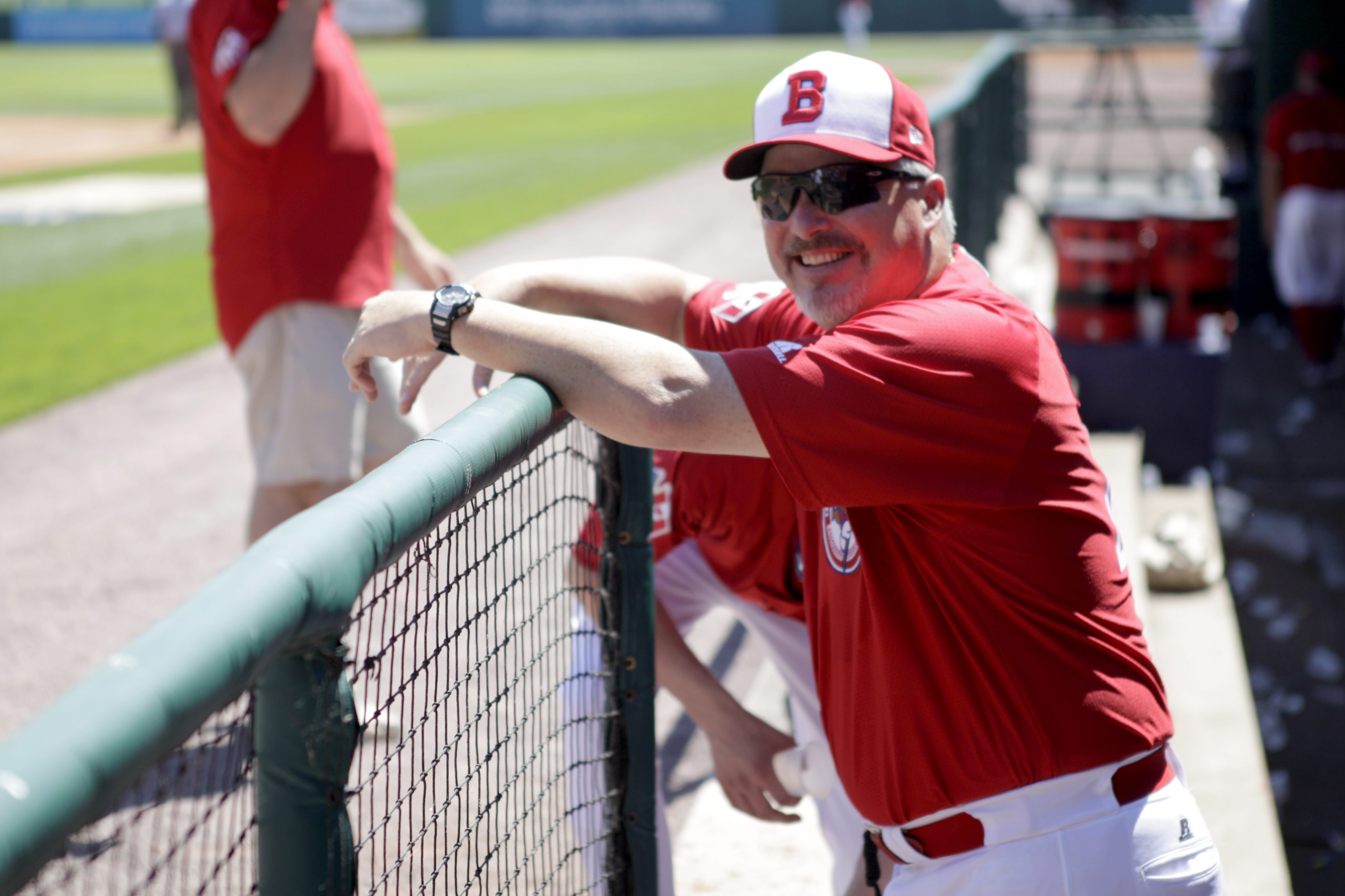 The Bisons went 74-70 under manager Marty Brown in 2013.