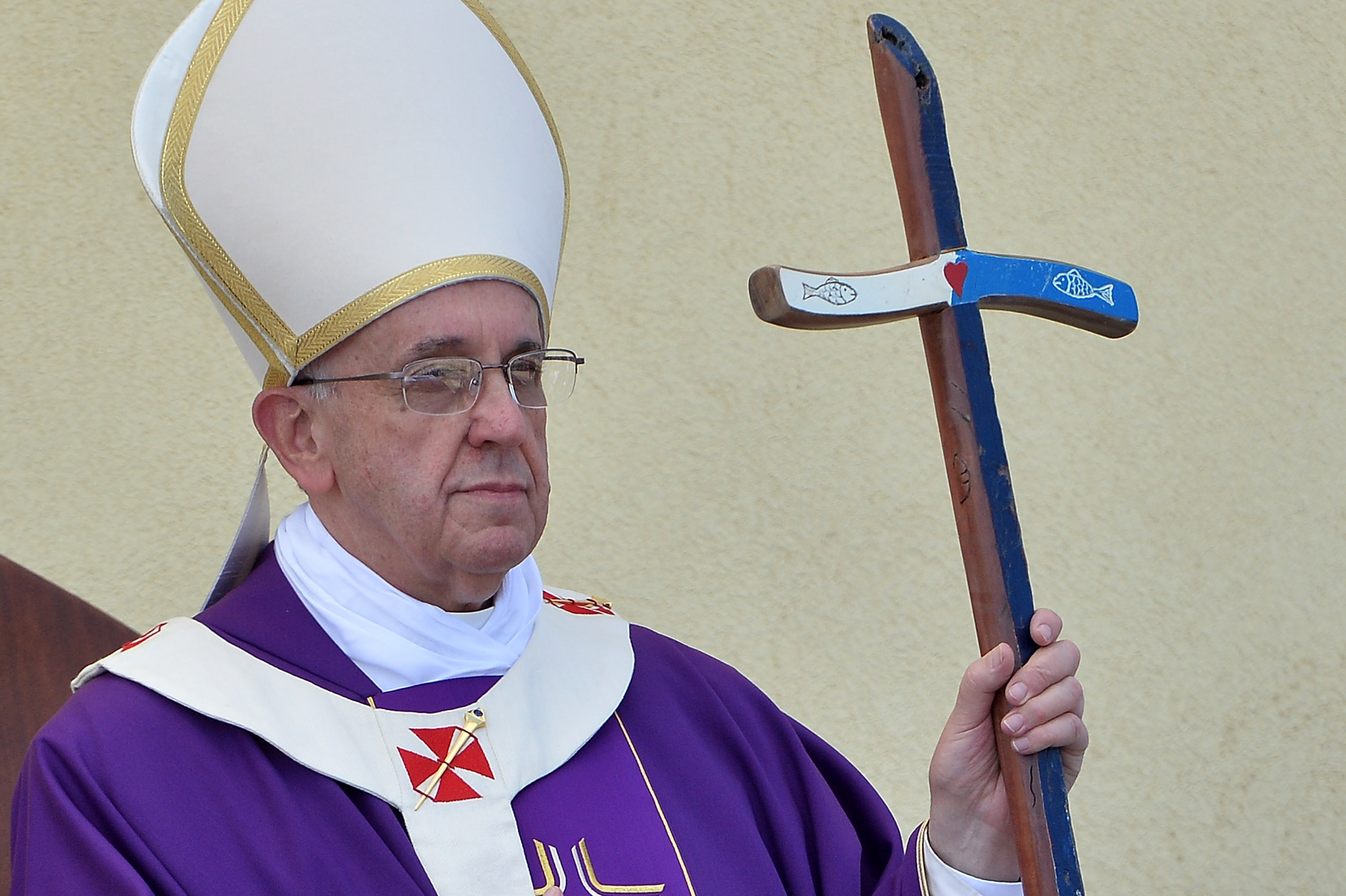 Pope Francis is the 2013 Time Magazine Person of the Year.