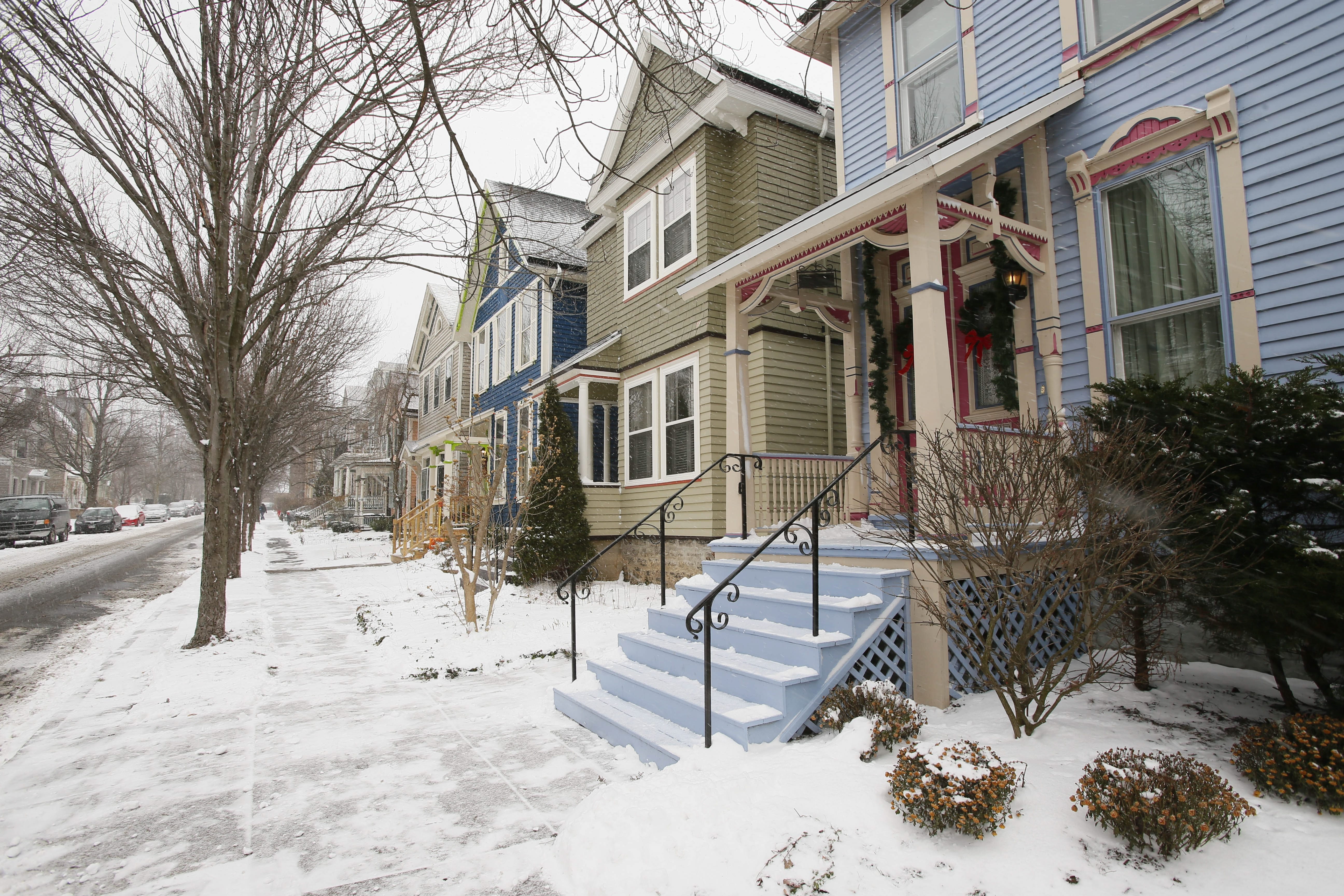 Home prices in the city's Allentown neighborhood have risen 43 percent since 2006, according to research by Buffalo Niagara Association of Realtors.