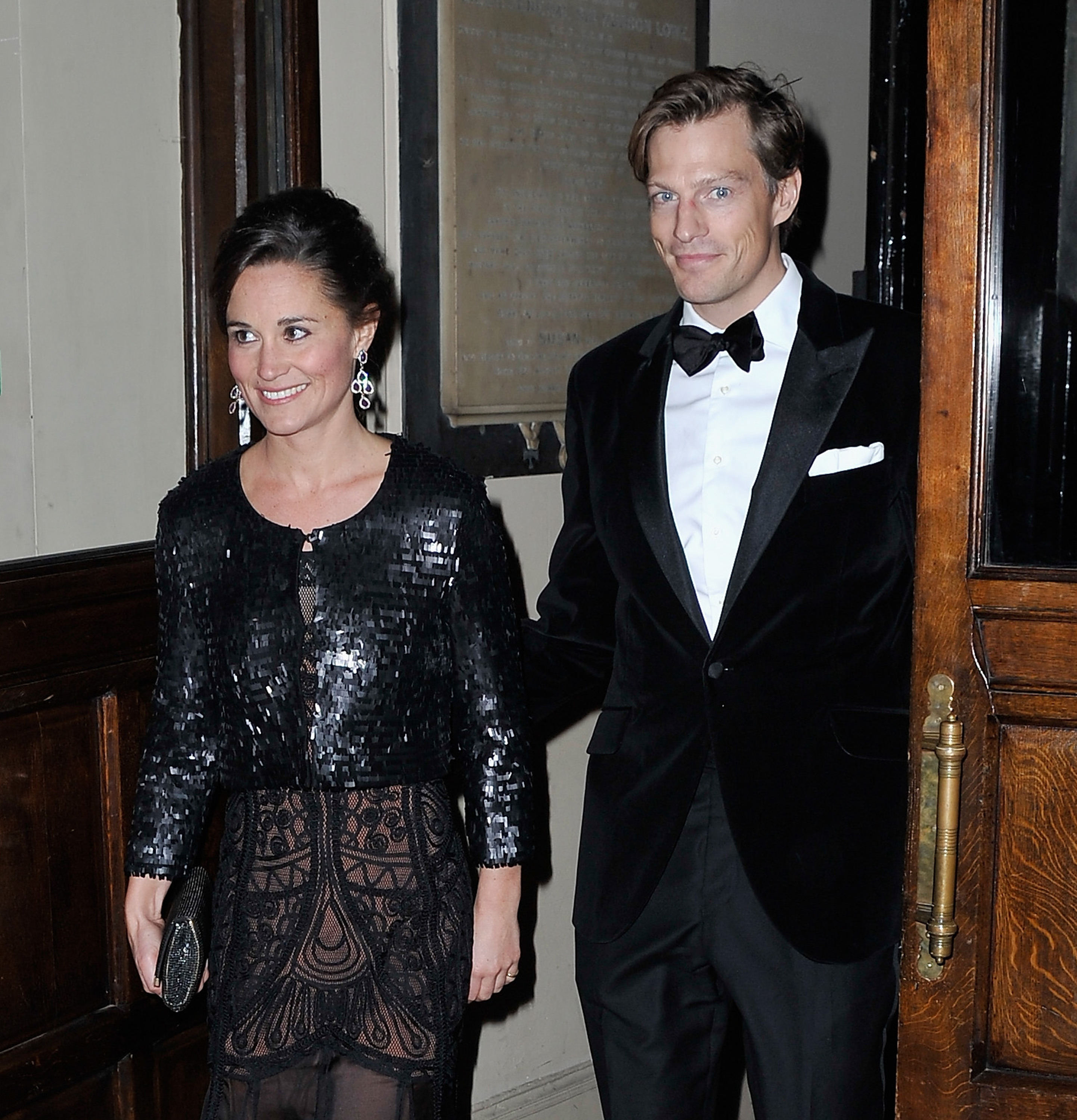 Pippa Middleton, sister of Duchess Kate, is engaged to banker Nico Jackson. They will wed in the new year.