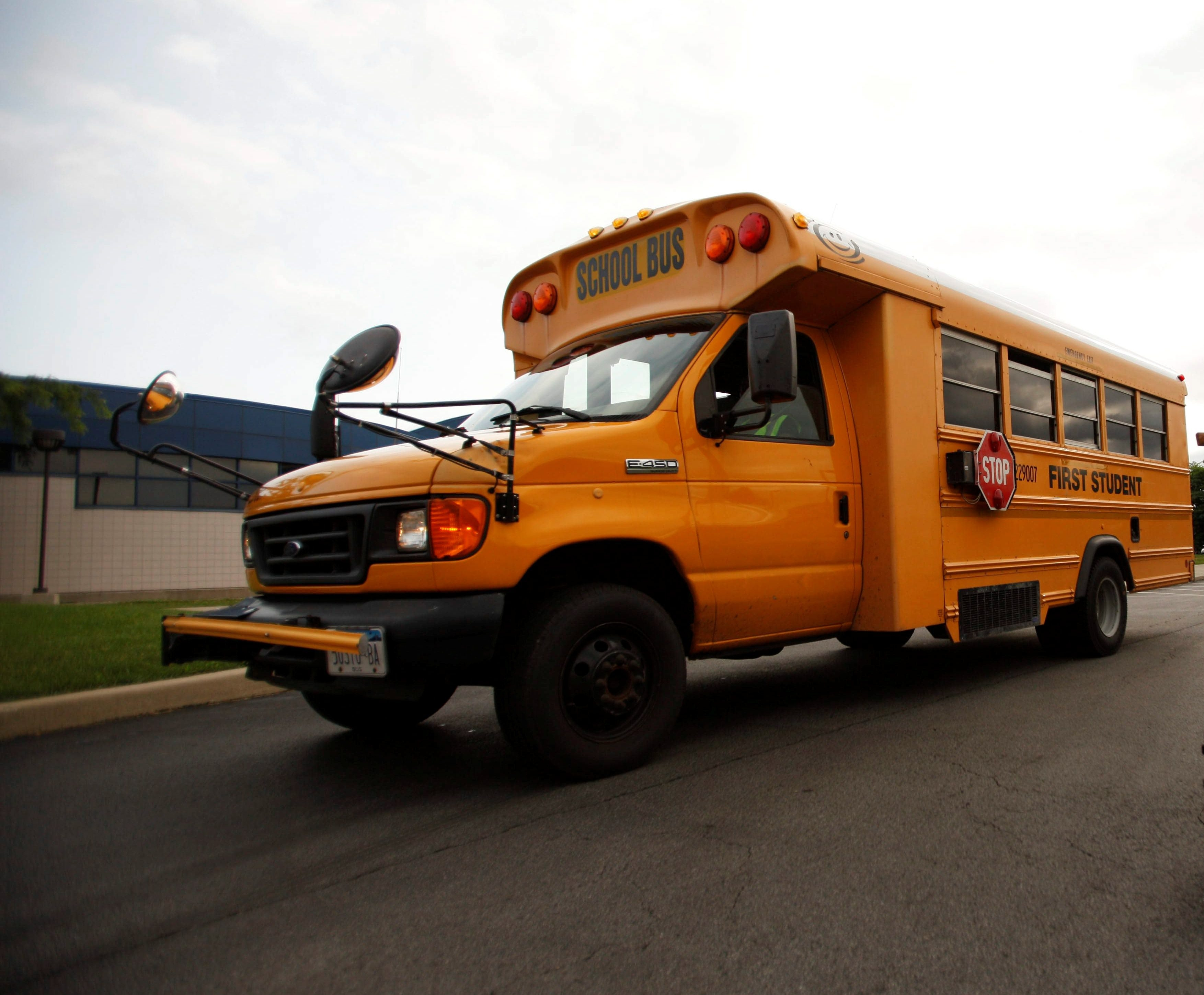A school bus drops off a 7-year-old student in the wrong place, leaving her to wander the streets for hours before police found her crying and reunited her with her mother. (Derek Gee/Buffalo News file)