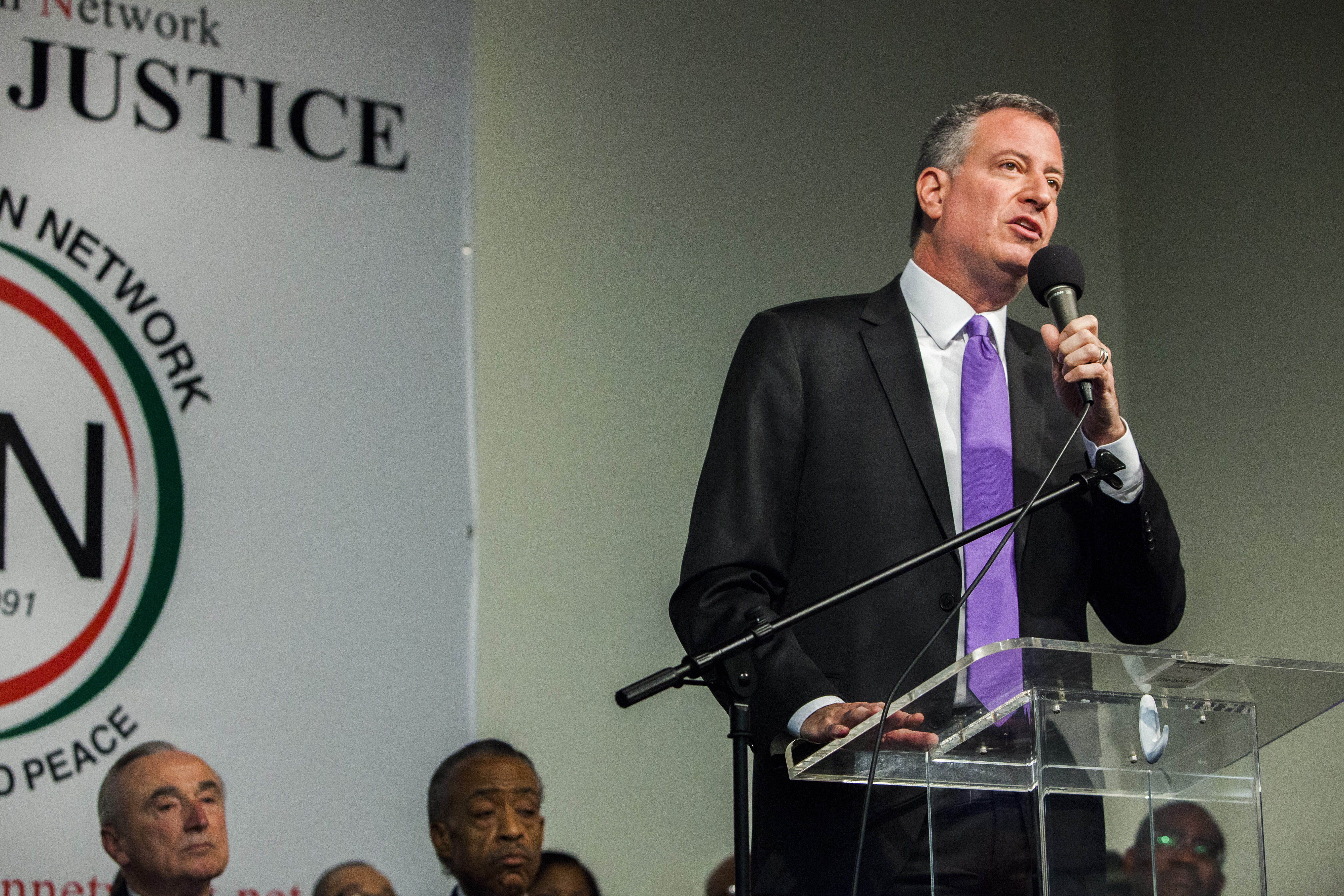 Mayor-elect Bill de Blasio will be the first New York City mayor since Rudolph Giuliani to live in Gracie Mansion.