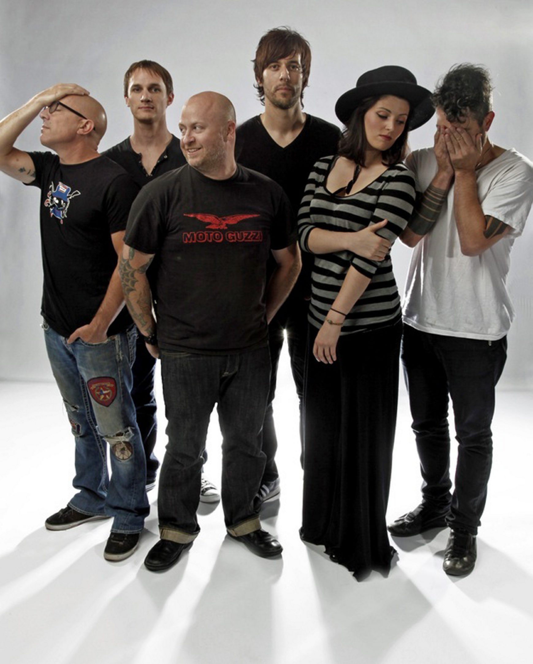 """Puscifer's intelligent, hilarious new release """"What Is…."""" documents band's 2012 """"Conditions of My Parole"""" tour."""