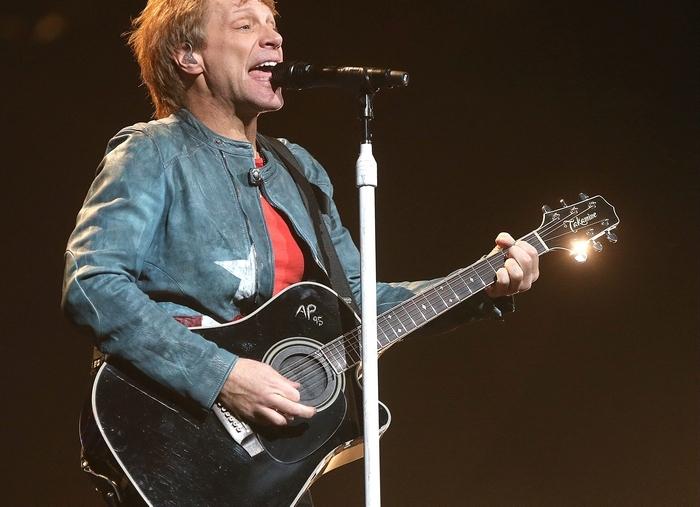 Jon Bon Jovi played at the First Niagara Center last February. (Robert Kirkham/Buffalo News)