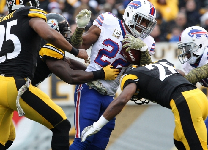 A return to top form by C.J. Spiller would be a boost to the Bills. (James P. McCoy/Buffalo News)