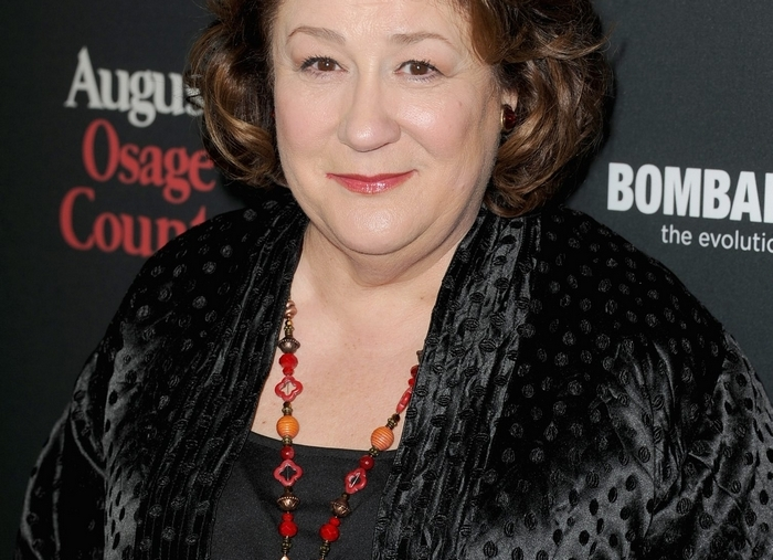 "LOS ANGELES, CA – DECEMBER 16:  Actress Margo Martindale attends the Premiere of The Weinstein Company's ""August: Osage County"" at Regal Cinemas L.A. Live on December 16, 2013 in Los Angeles, California.  (Photo by Kevin Winter/Getty Images)"