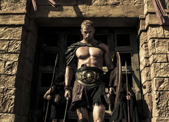 """Kellan Lutz stars iin """"The Legend of Hercules."""""""