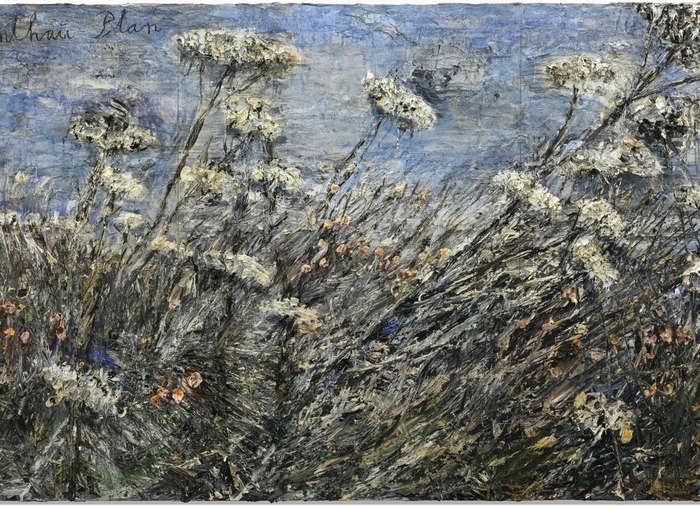 "The Albright-Knox Art Gallery will exhibit German-born painter Anselm Kiefer's large 2012 landscape ""Der Morgenthau Plan,"" which it recently acquired, in a yearlong exhibition opening Sunday."