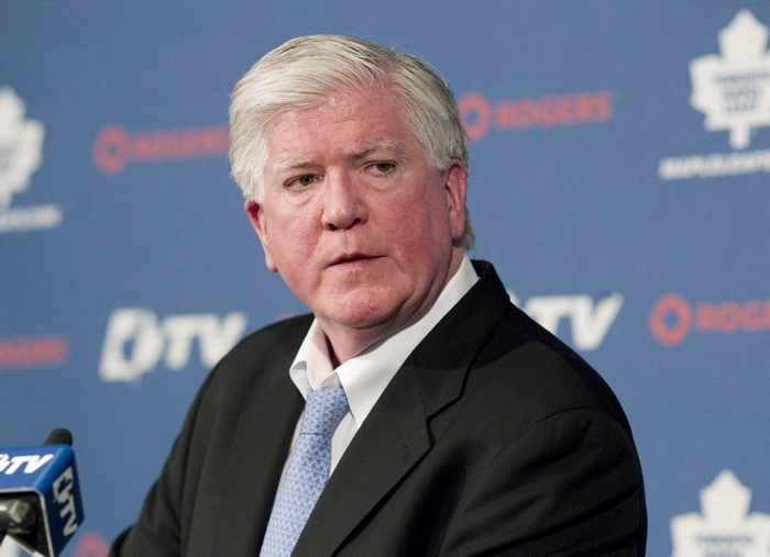 There are pros and cons working for Brian Burke. (AP Photo/The Canadian Press, Chris Young, File)