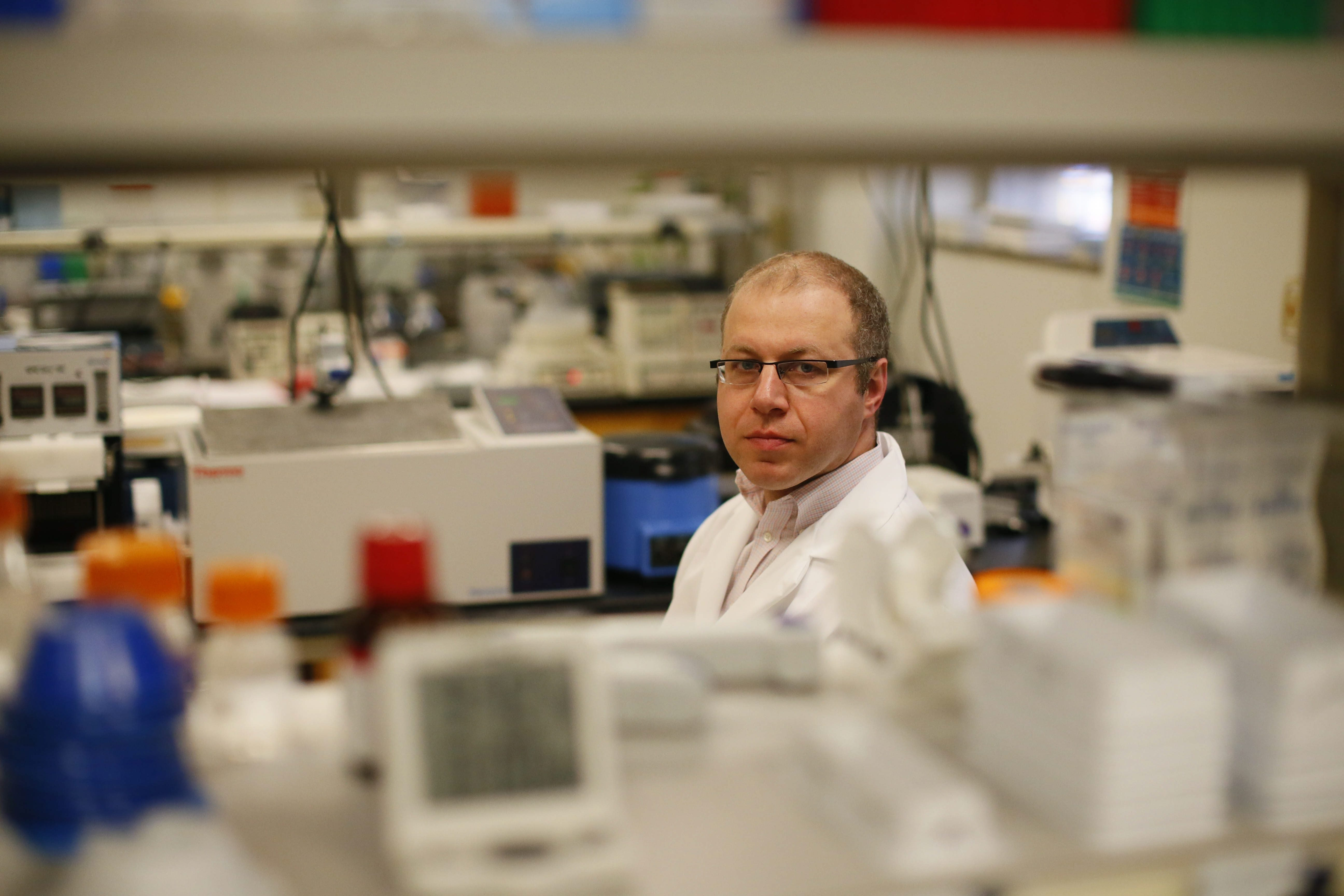 Yakov Kogan, CEO of Cleveland BioLabs, faces heightened challenges in developing Entolimod, now that Biomedical Advanced Research and Development Authority won't be source of funds.