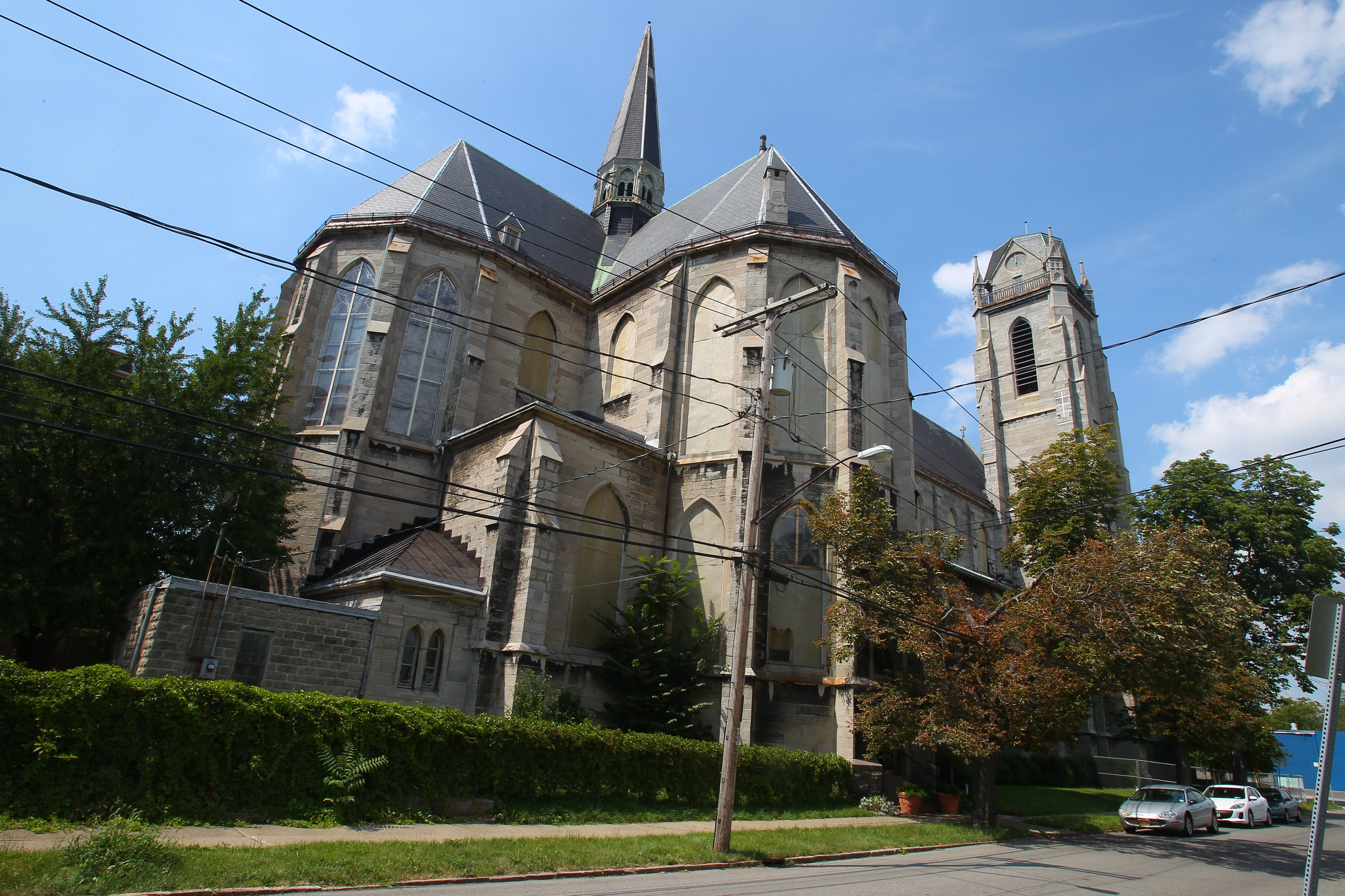 Buffalo Catholic Bishop Richard Malone said the diocese will appeal a Vatican degree that upheld parishioners trying to save historic St. Ann's Catholic Church on Buffalo's East Side.