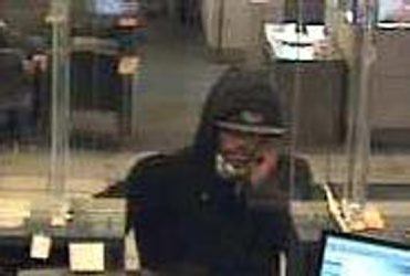 Robbery suspect caught by First Niagara Bank camera in December may be part of a group carrying out a number of robberies.