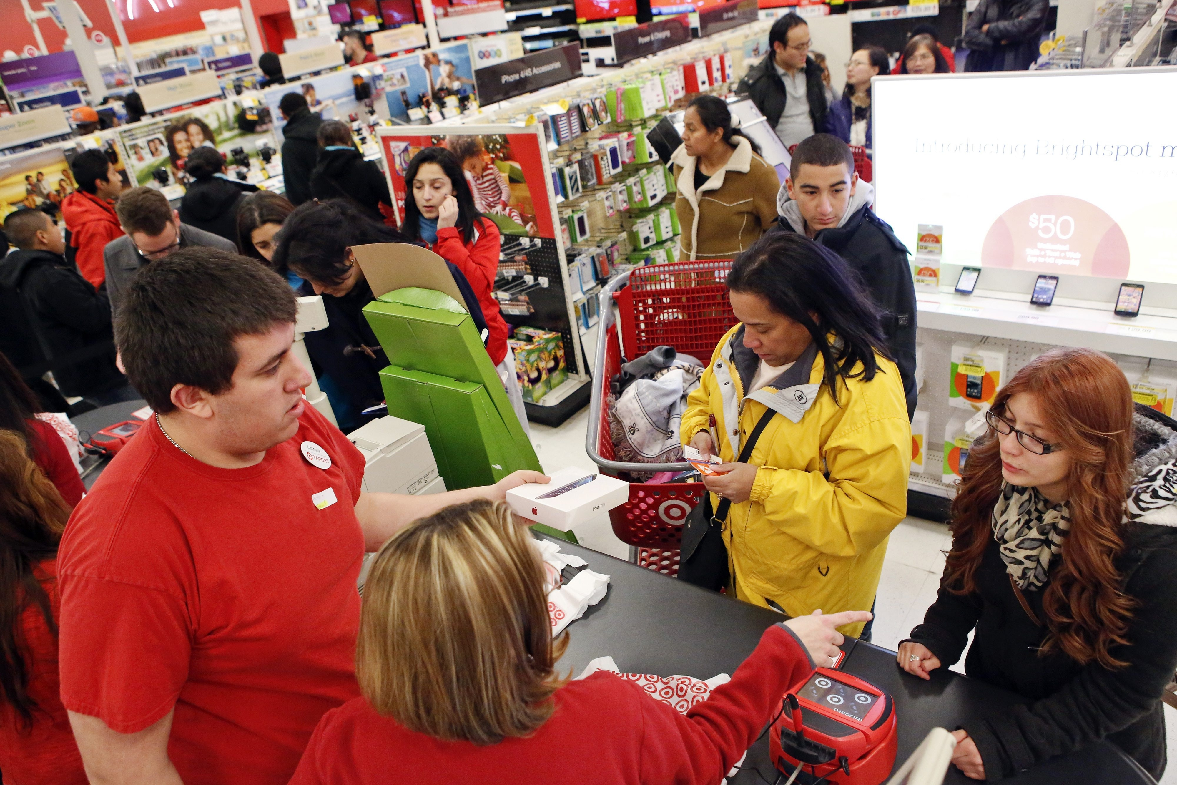 Target has revealed that personal information stolen in a widespread data hack during the holiday season could total 110 million people instead of the 70 million first estimated.