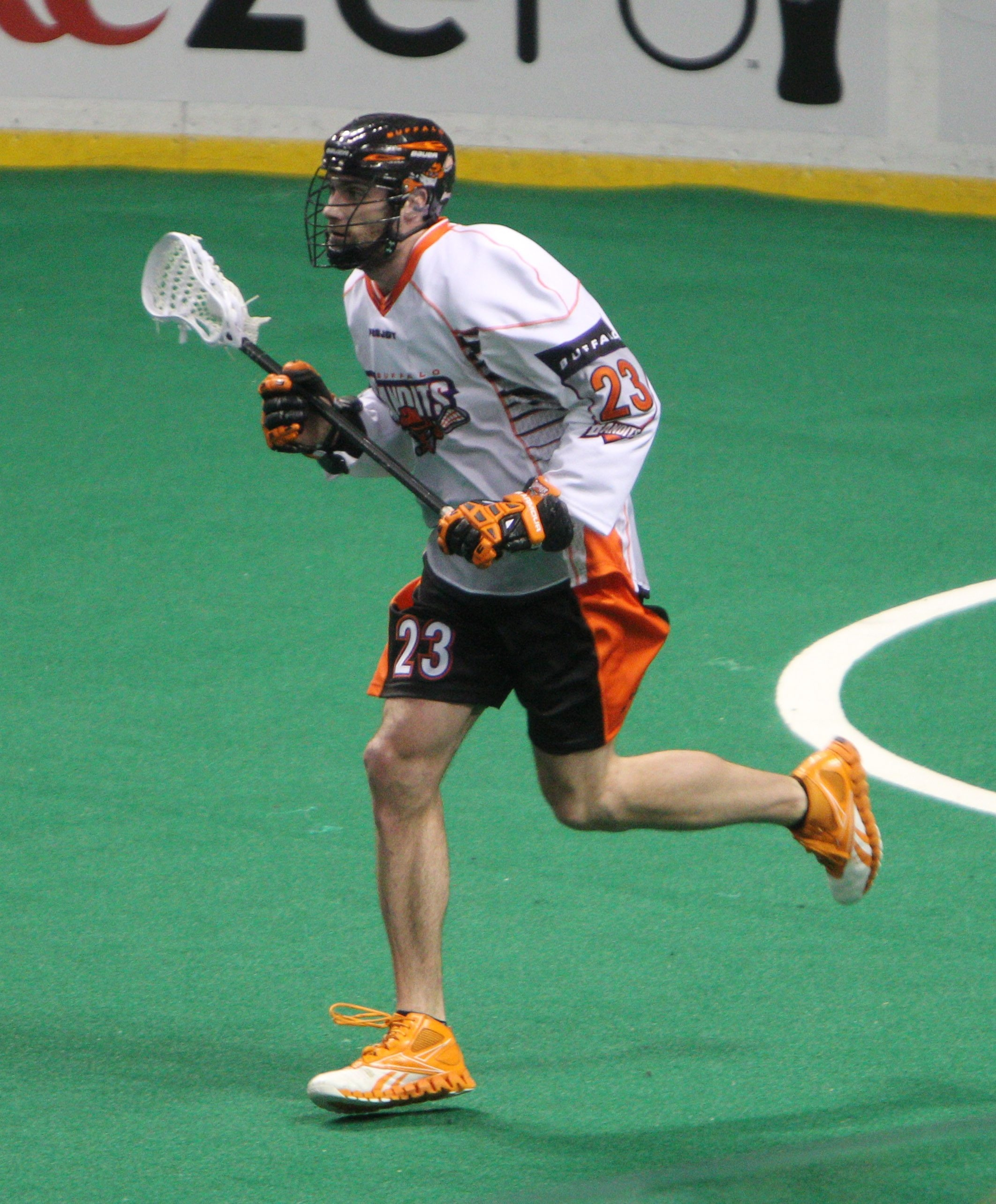 Steve Priolo, who turns 25 next week, is in his fifth Bandits season.