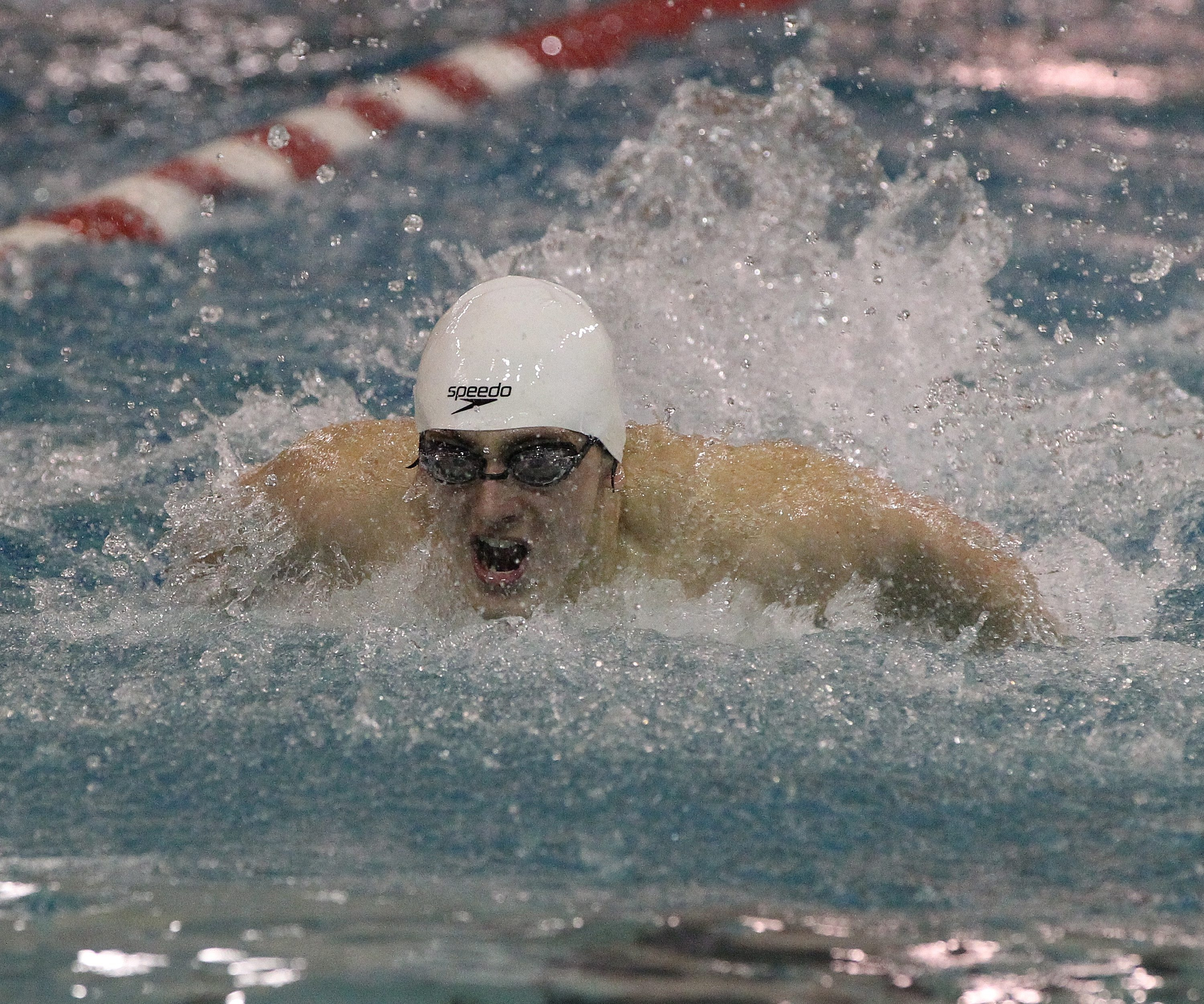Jack Boyd has helped the Canisius High swimming team to the top of the Power 10 rankings.