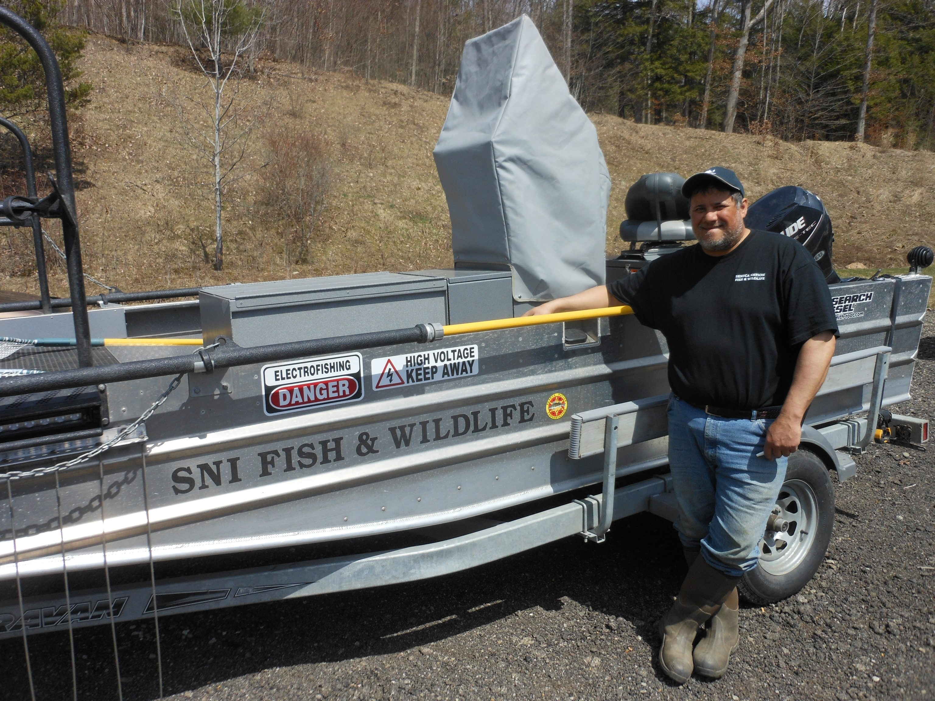The Seneca Nation of Indians walleye restocking program successes serves as one of many positive outdoors outcomes in 2013.