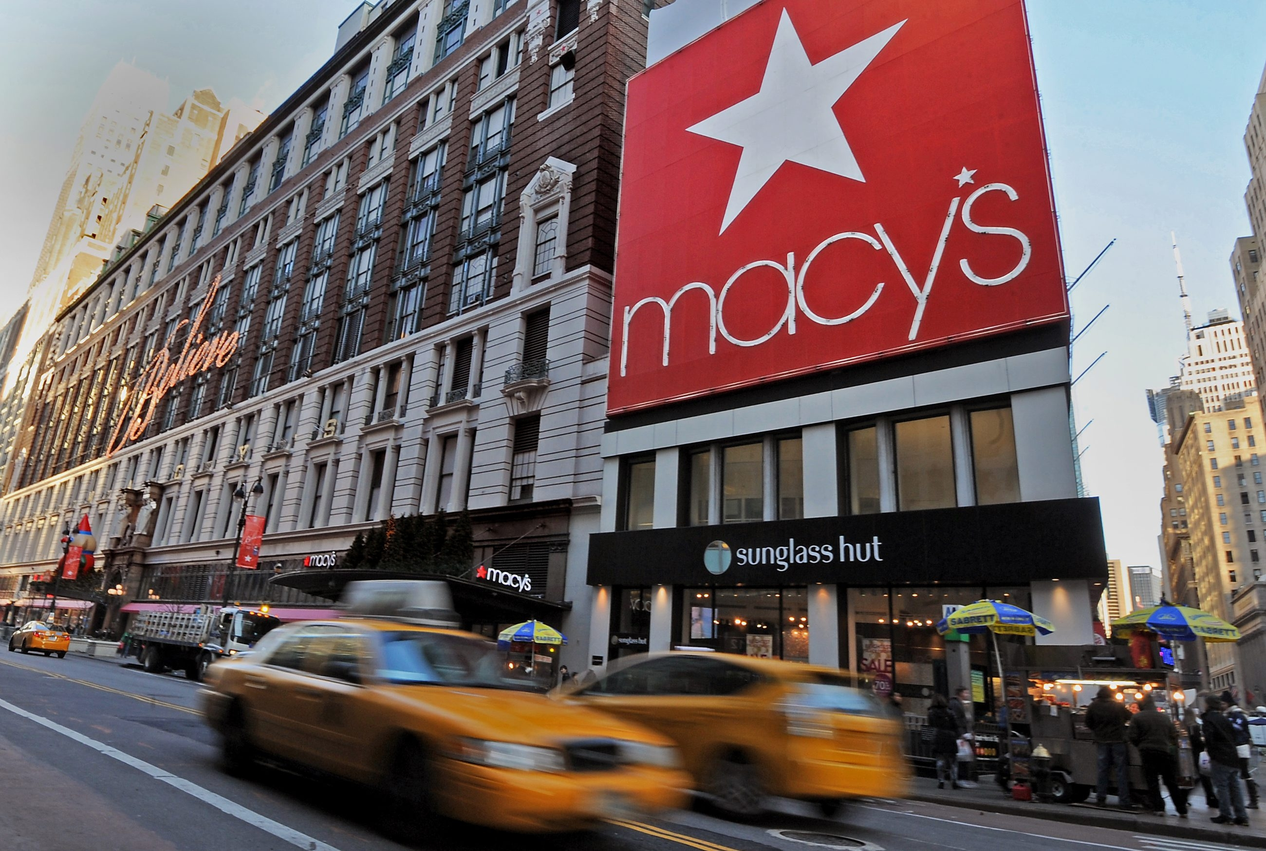 Macy's CEO Terry Lundgren has kept profits growing at the Cincinnati-based company by adding competitively priced exclusive merchandise and letting lower-level managers tailor store offerings to local tastes.