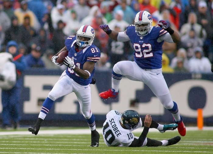 Marcus Easley and the other Bills returners had few good moments in 2013. (Getty Images)