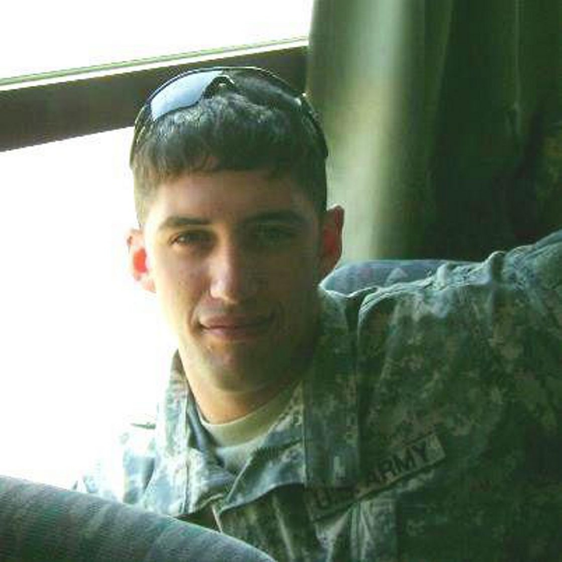 "Staff Sgt. William R. ""Billy"" Wilson III grew up on Dodge Road in Getzville."