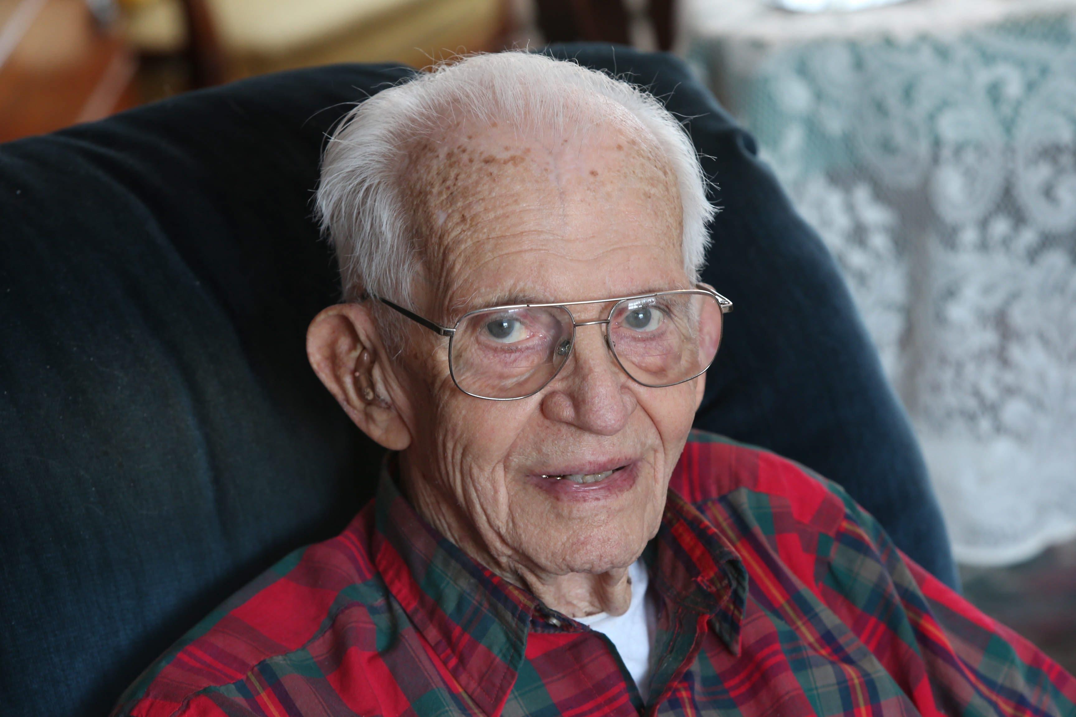 Before going to war, John Ellerton read Bible to better understand Sixth Commandment.