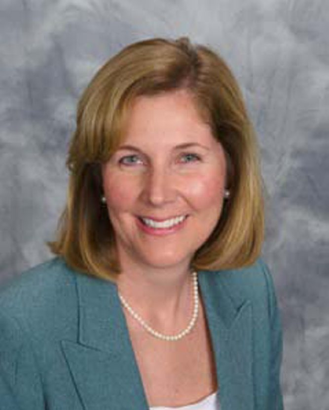 Anne McCaffrey, Lockport Common Council president, will take over as mayor after Michael Tucker resigned.