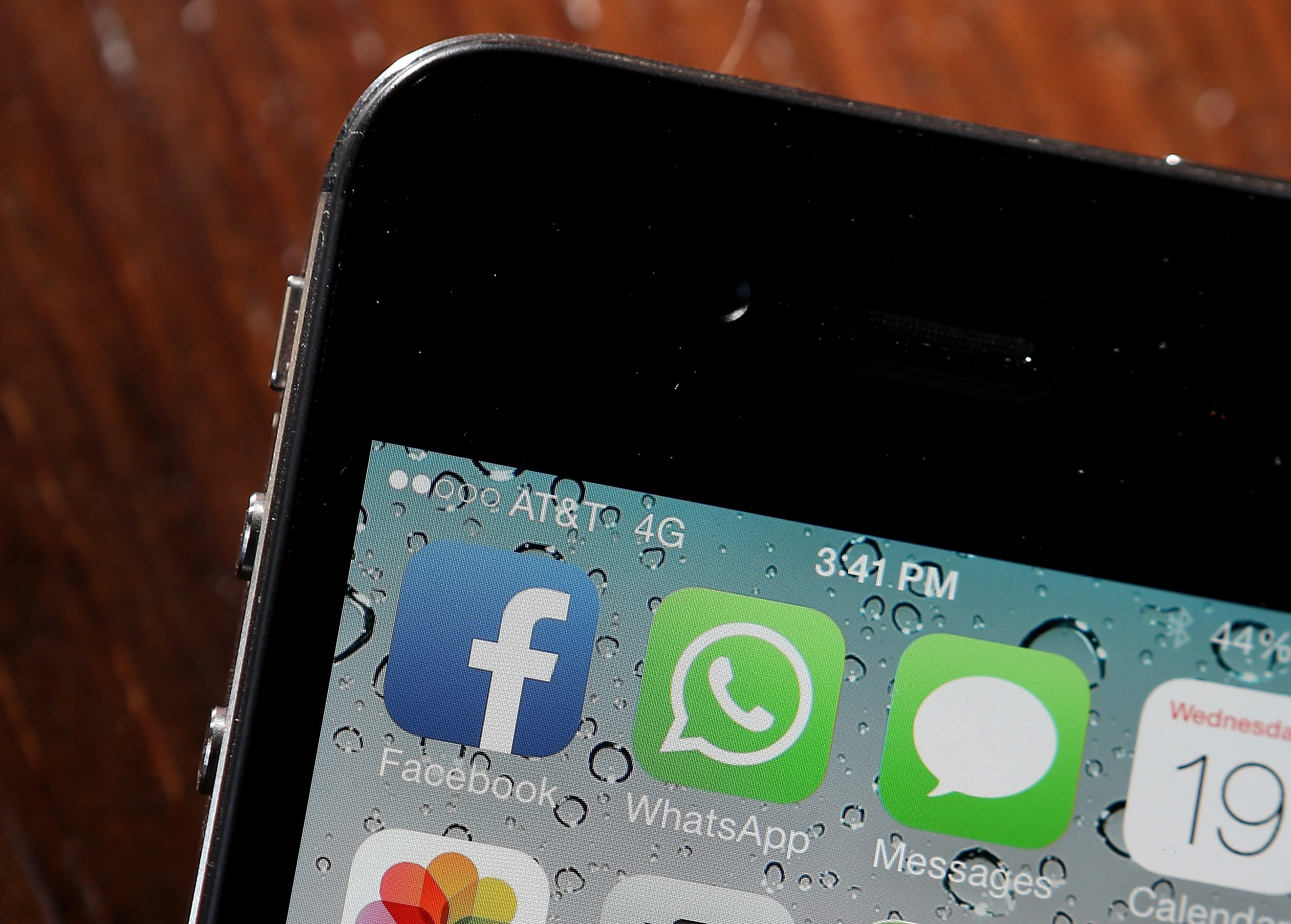 The WhatsApp purchase gives Facebook the mobile app's 450 million monthly users.