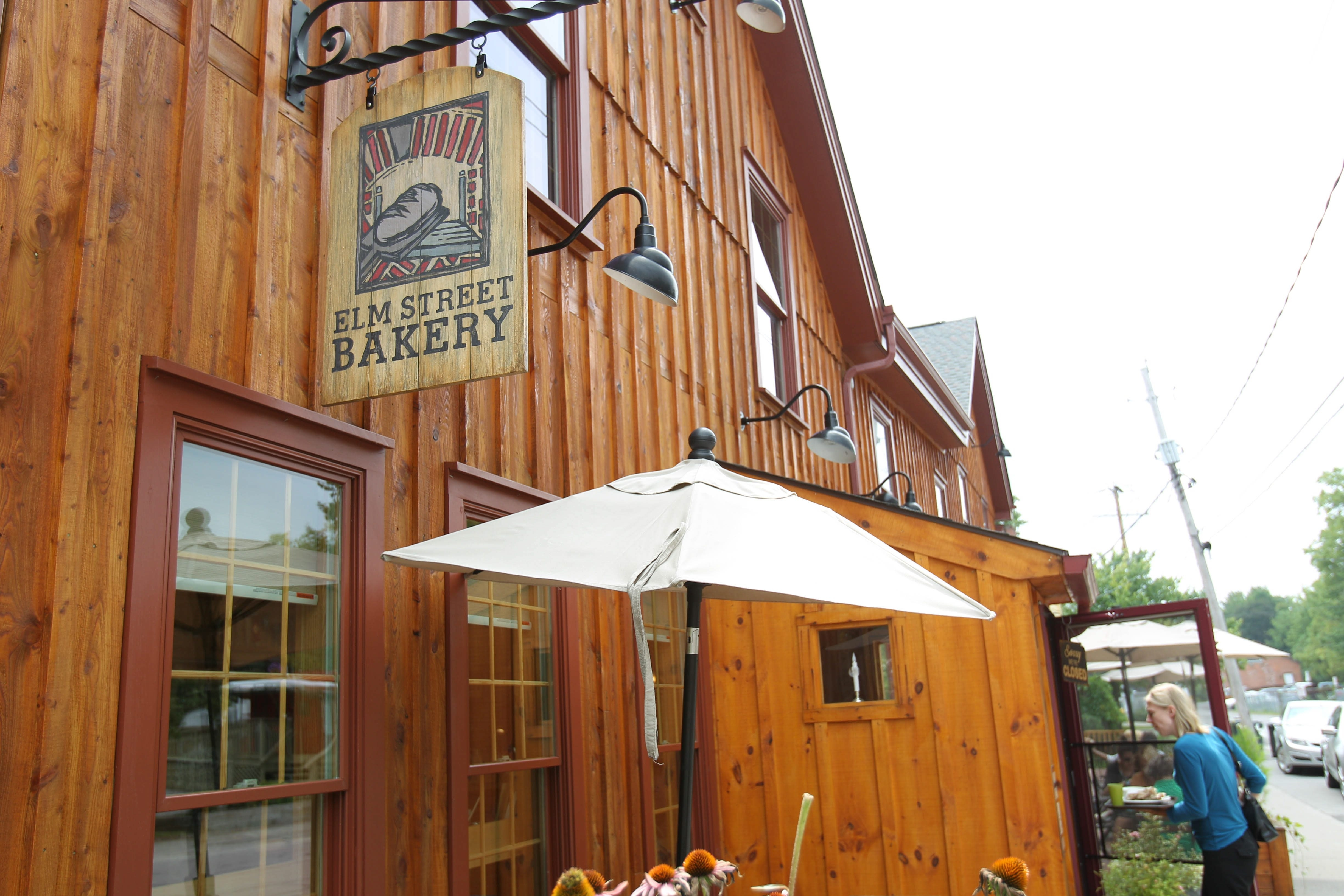 Elm Street Bakery in East Aurora will add evening dinner service in the spring.