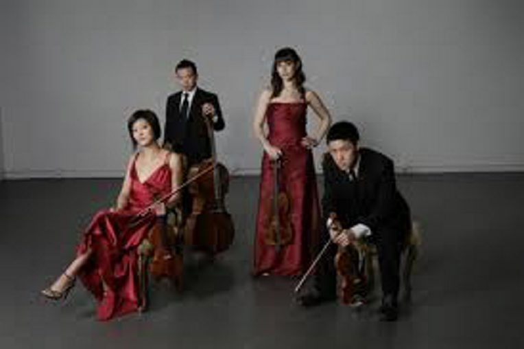 The Grammy Award-winning Parker Quartet performs the first three concerts of the Slee Beethoven Cycle.