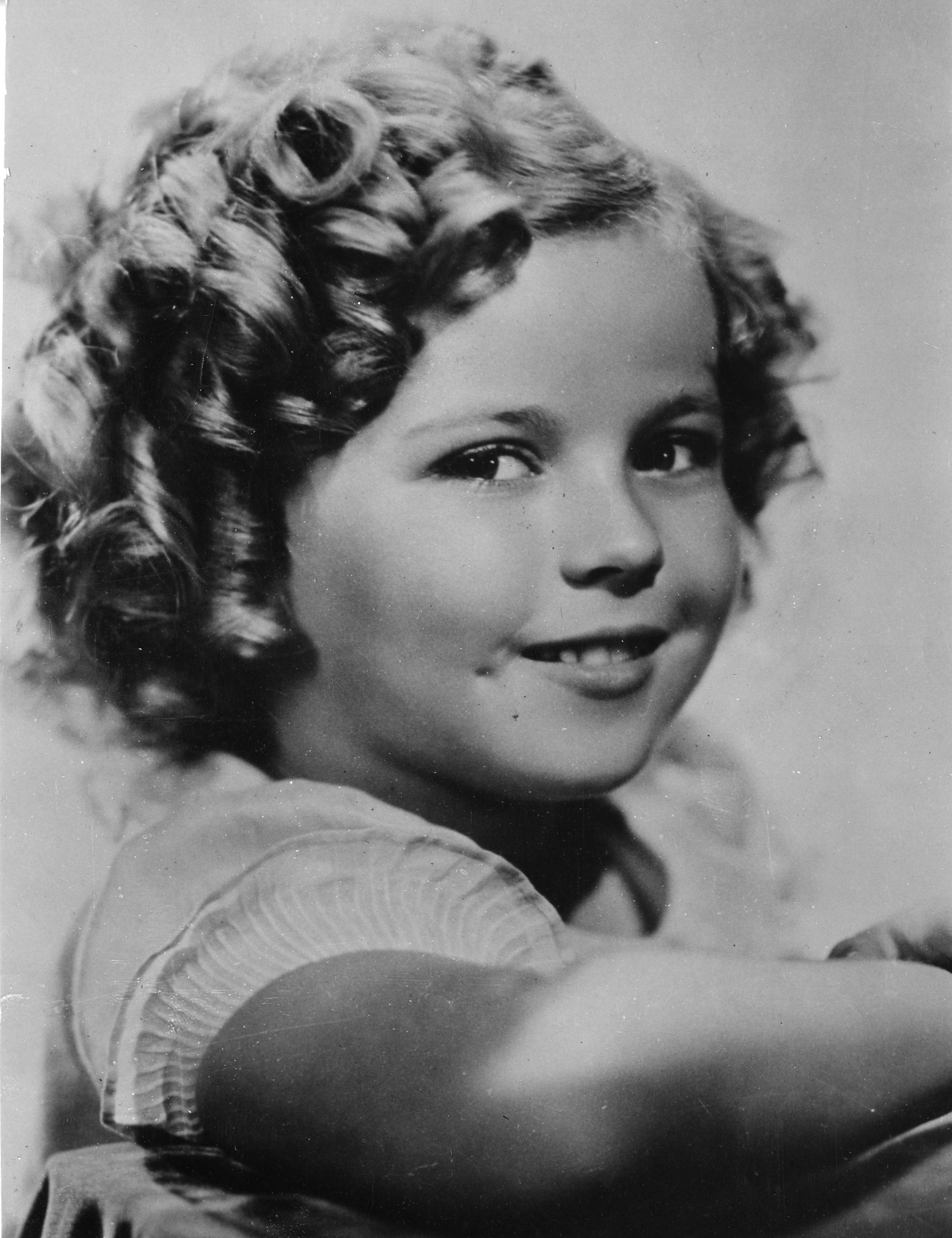 1930s film sensation Shirley Temple died Monday at age 85.